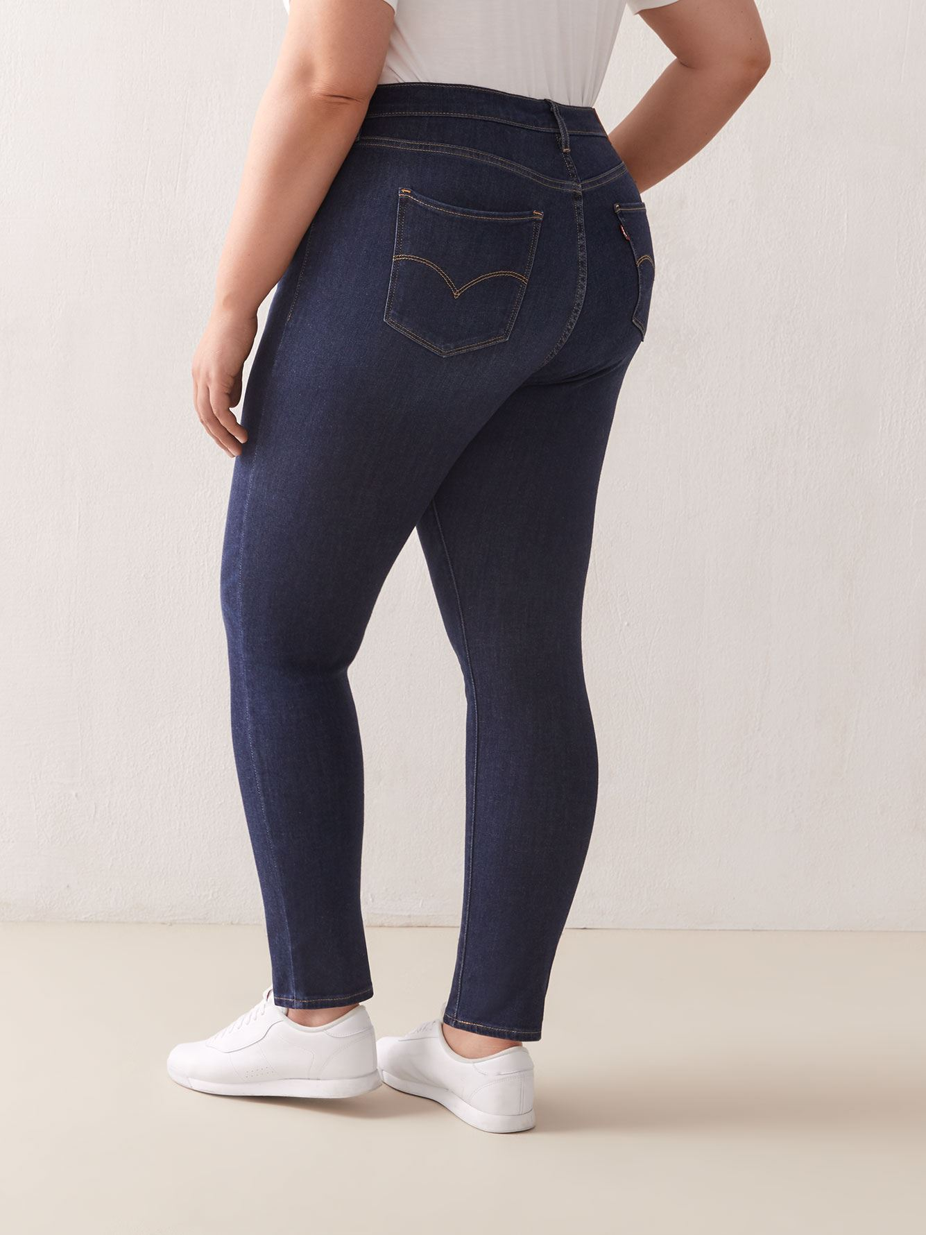 Stretchy High-Rise 721 Skinny Ankle Length Jean - Levi's Premium