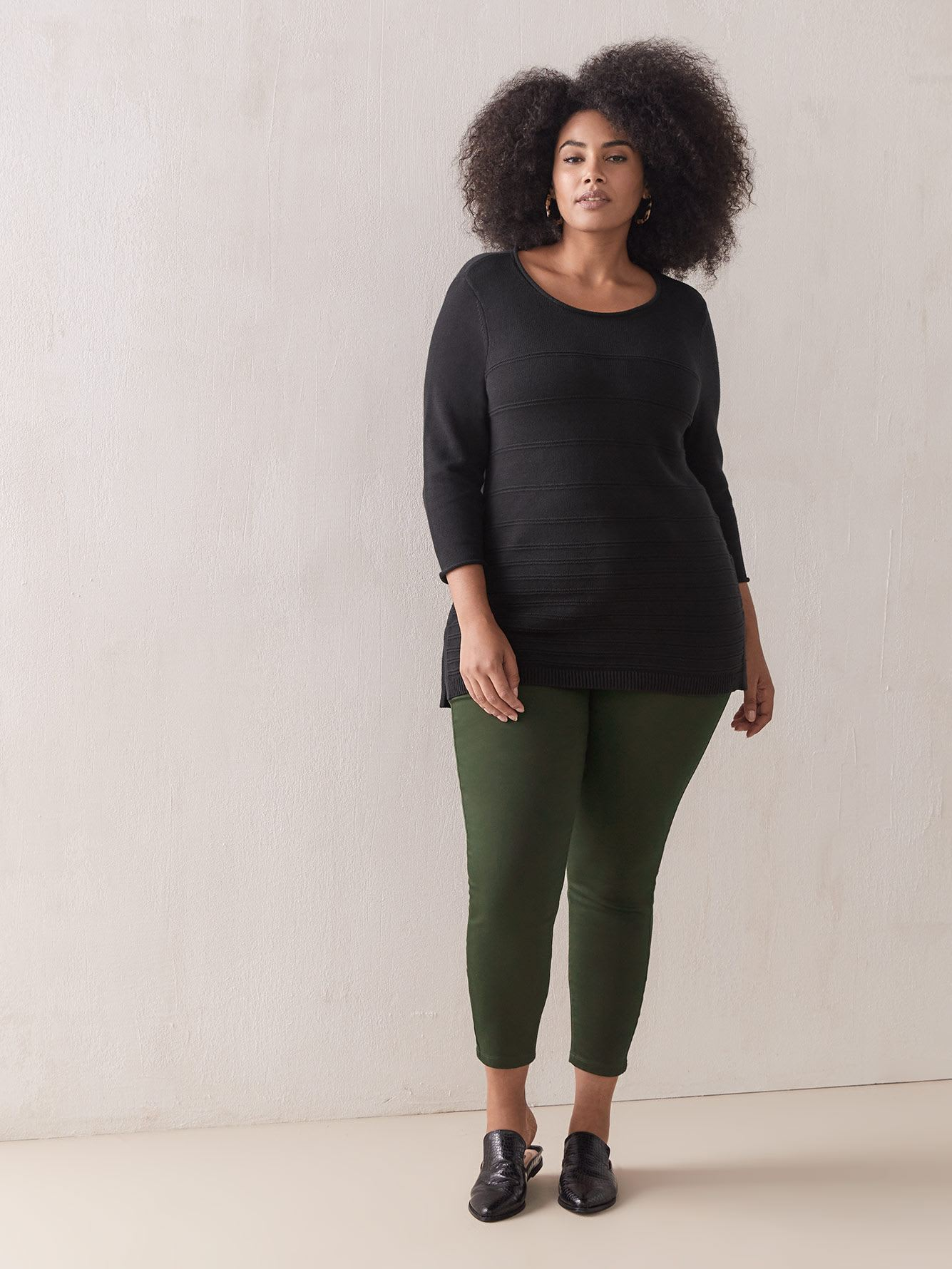 Coupe Universelle, Jegging ultra-extensible - d/C JEANS