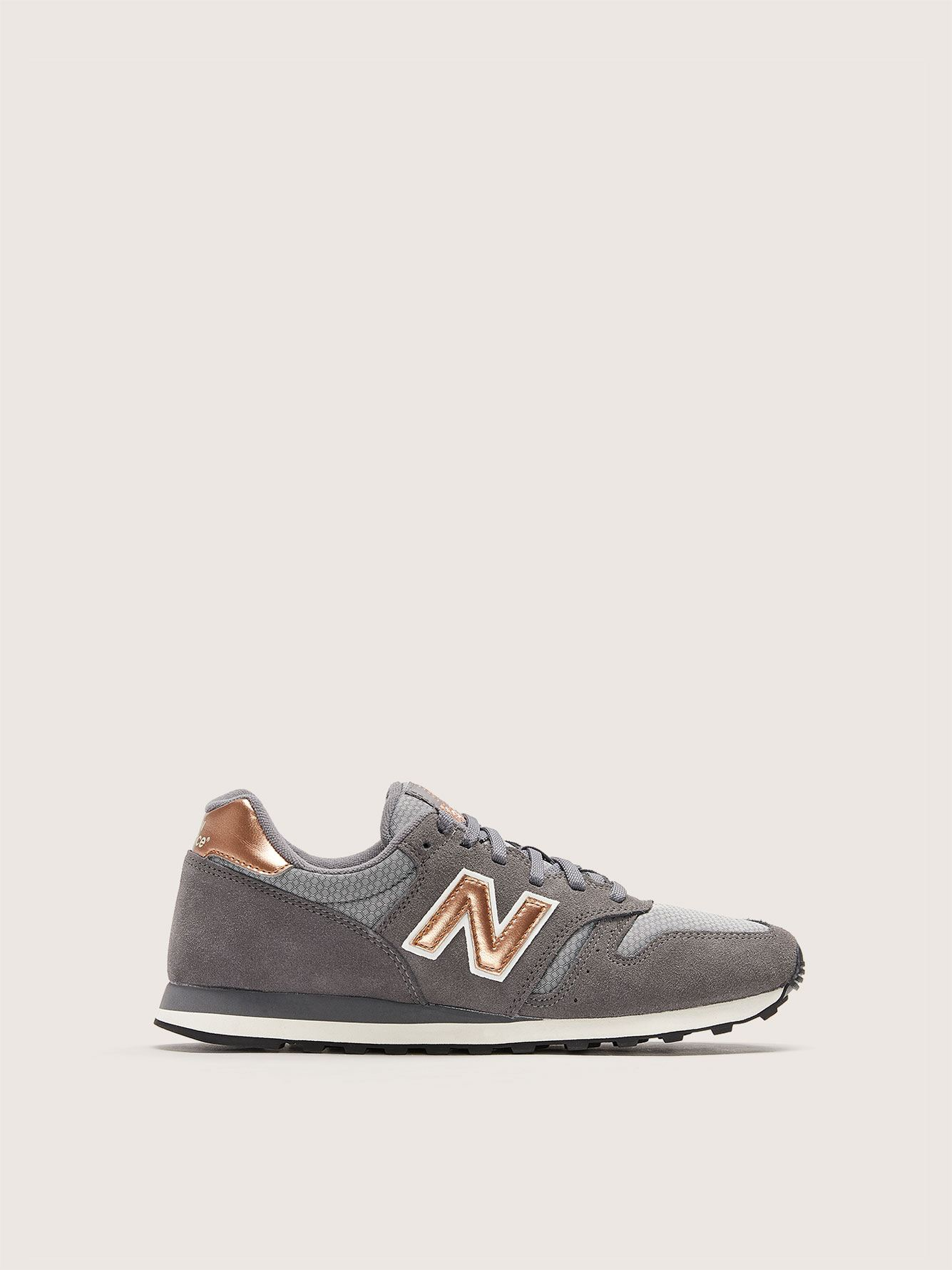 Chaussure sport style rétro Lifestyle, pied large - New Balance
