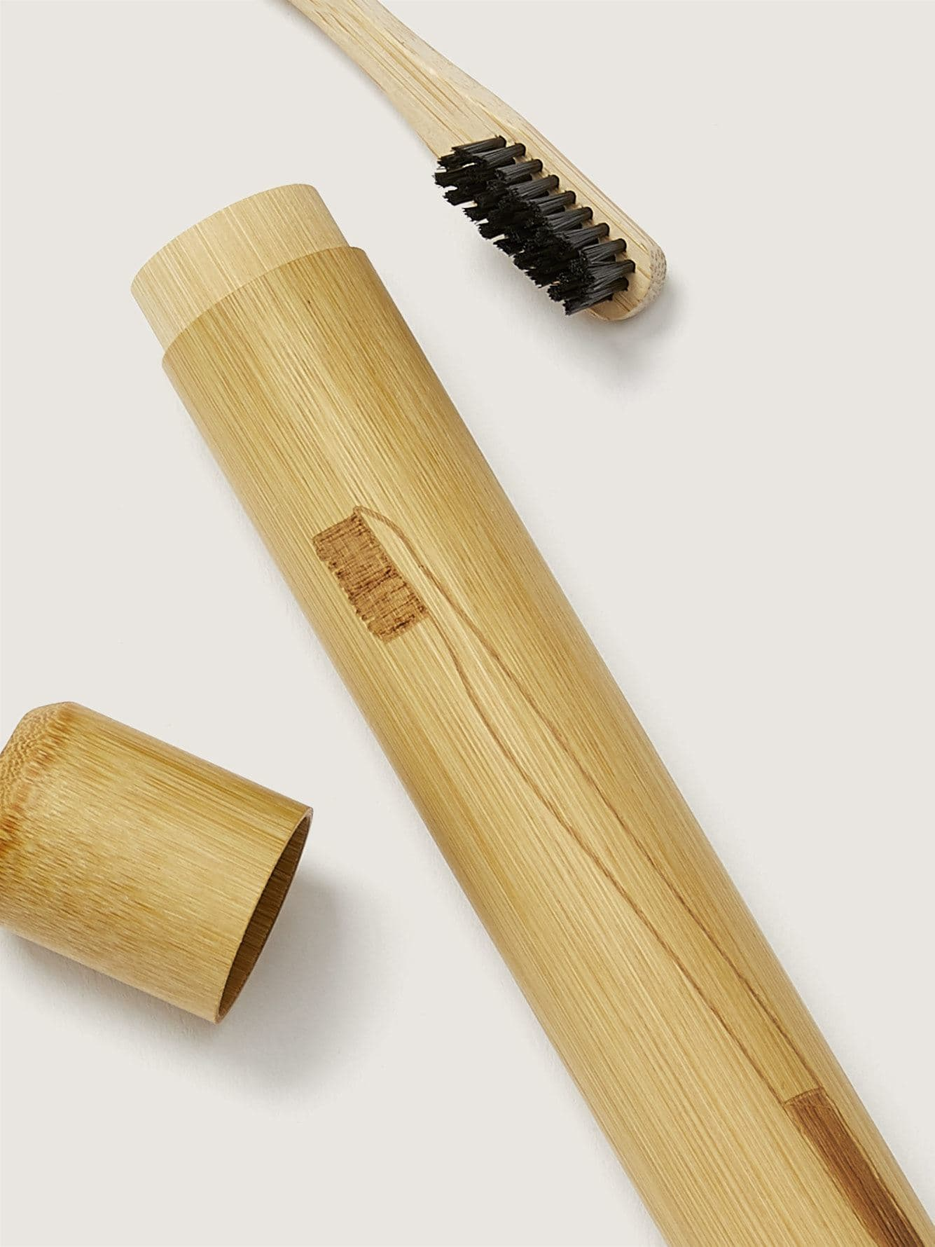 BKIND - Bamboo Toothbrush Case
