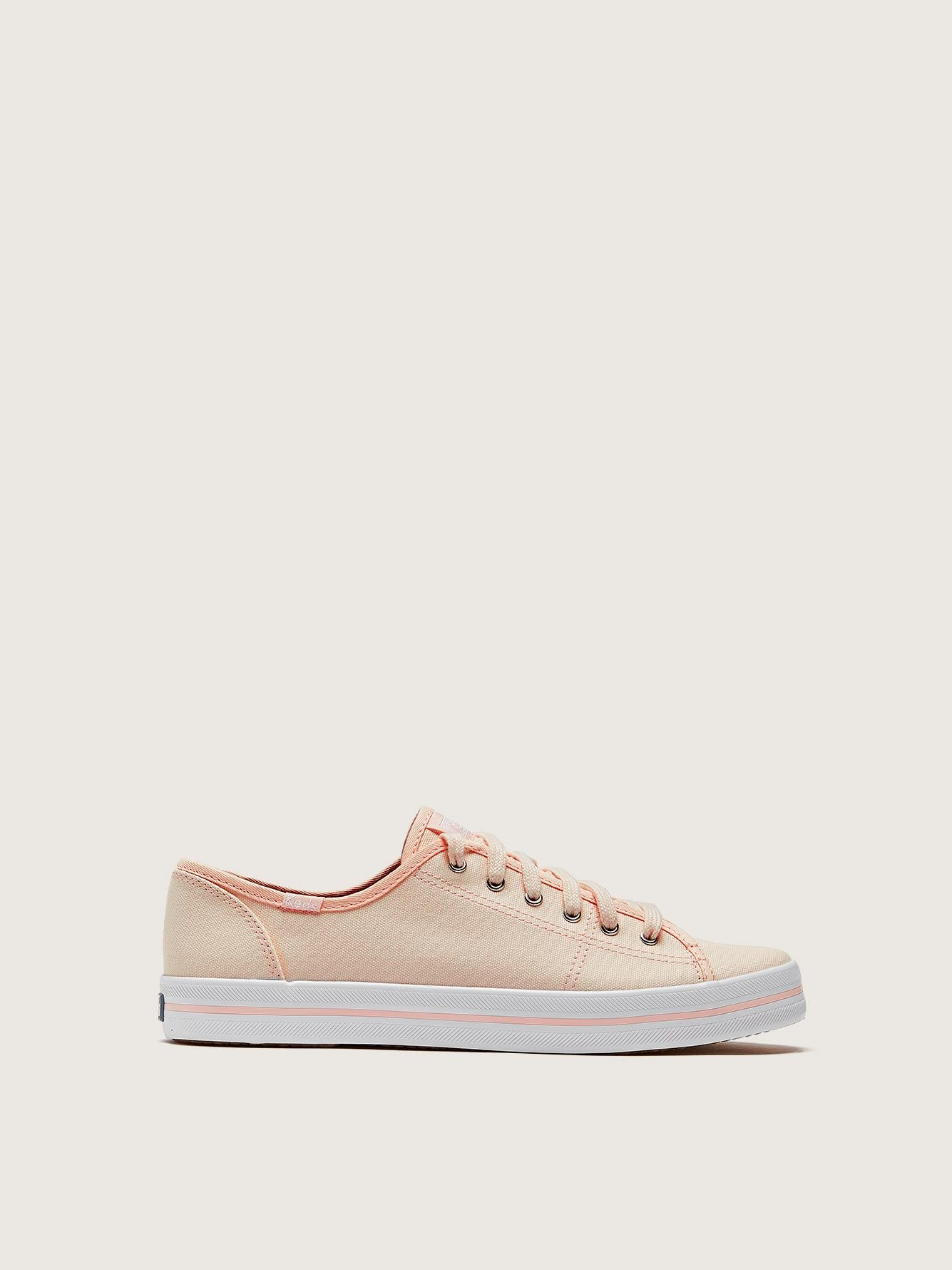 Wide Champion Kick Start Canvas Sneaker - Keds