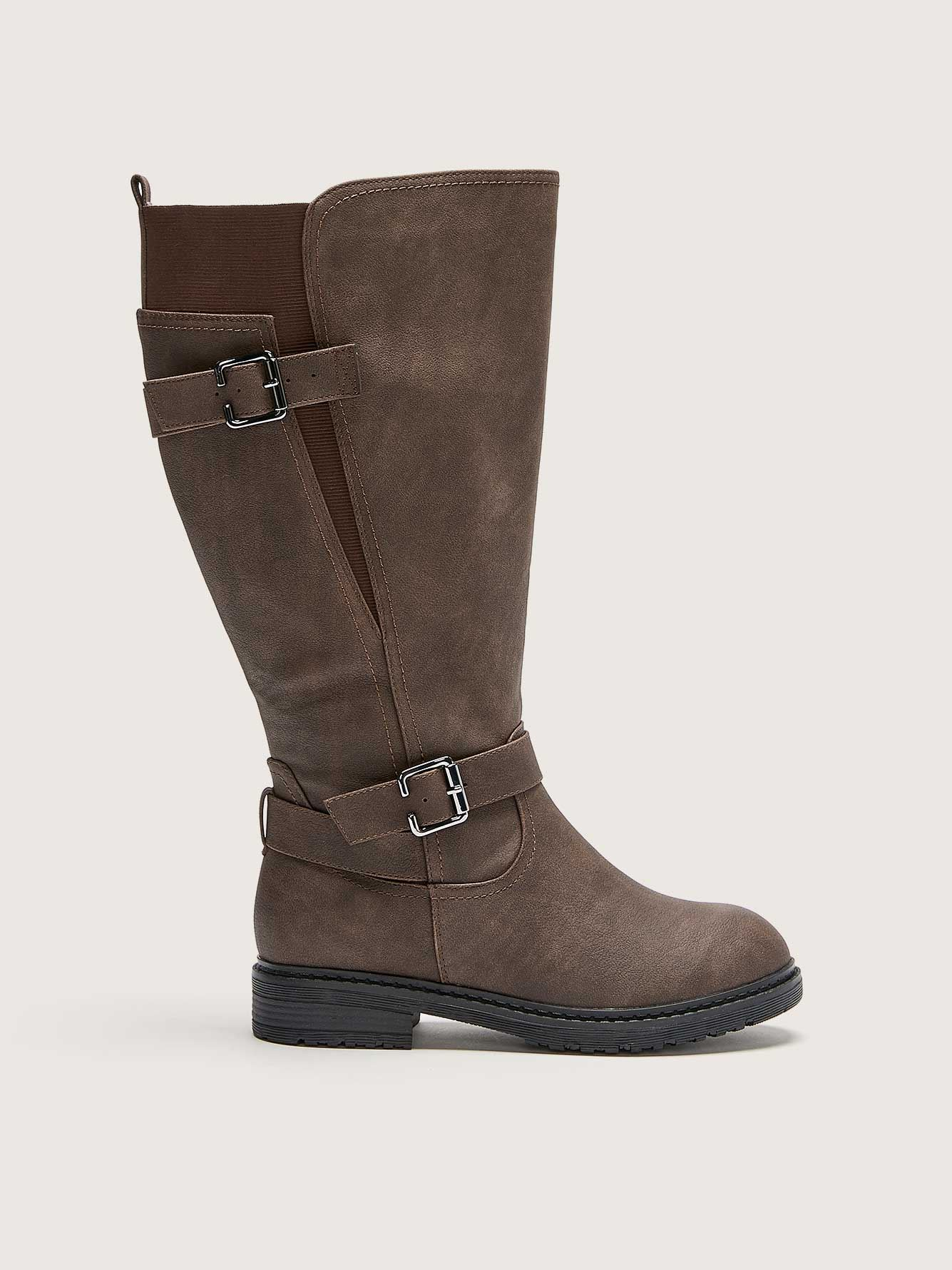 Extra Wide Water Resistant Tall Boot - In Every Story