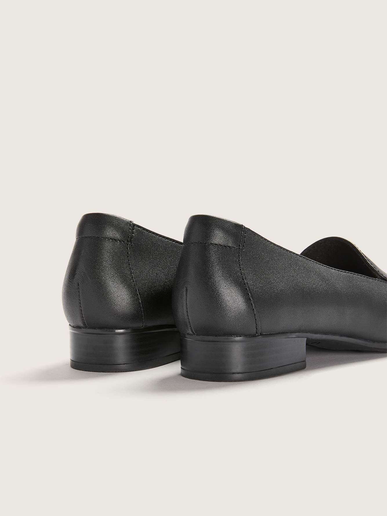Wide Juliet Lora Leather Loafer - Clarks
