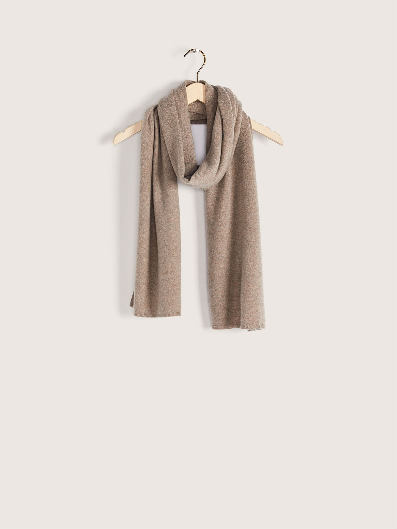 Knit Cashmere Scarf - Addition Elle