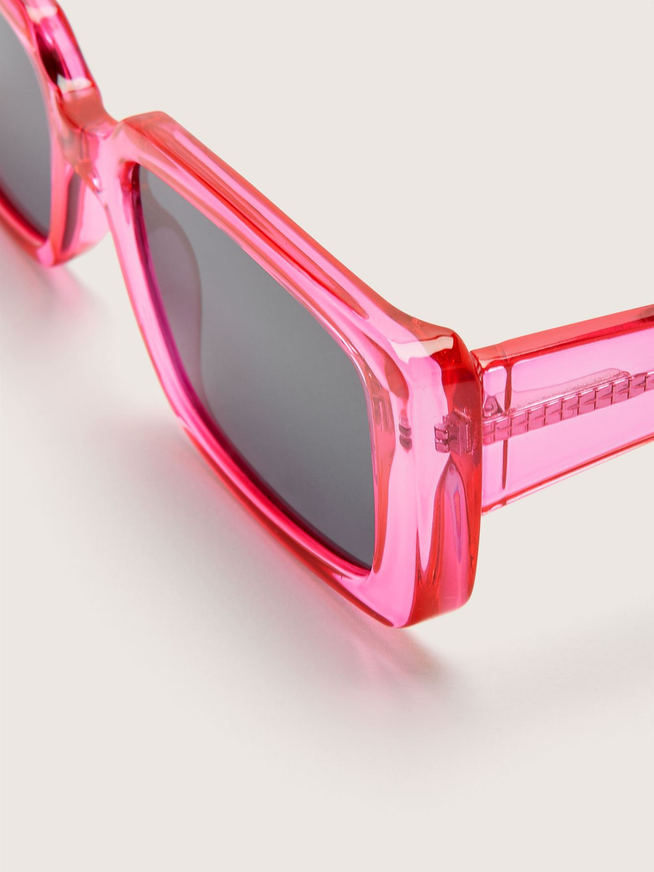 Retro Rectangle Sunglasses - Addition Elle