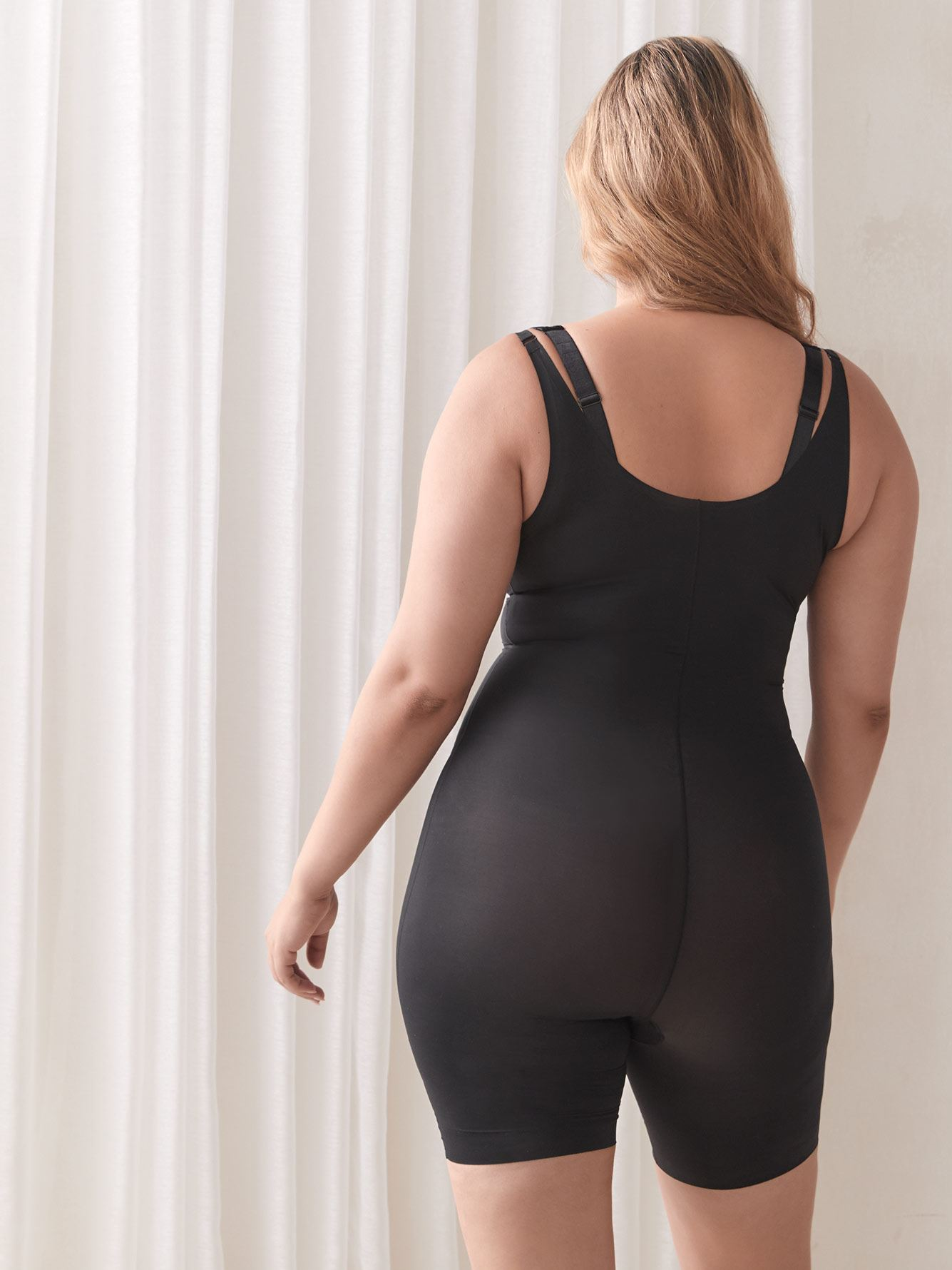 Open-Bust Thinstincts Shapewear Bodysuit - Spanx