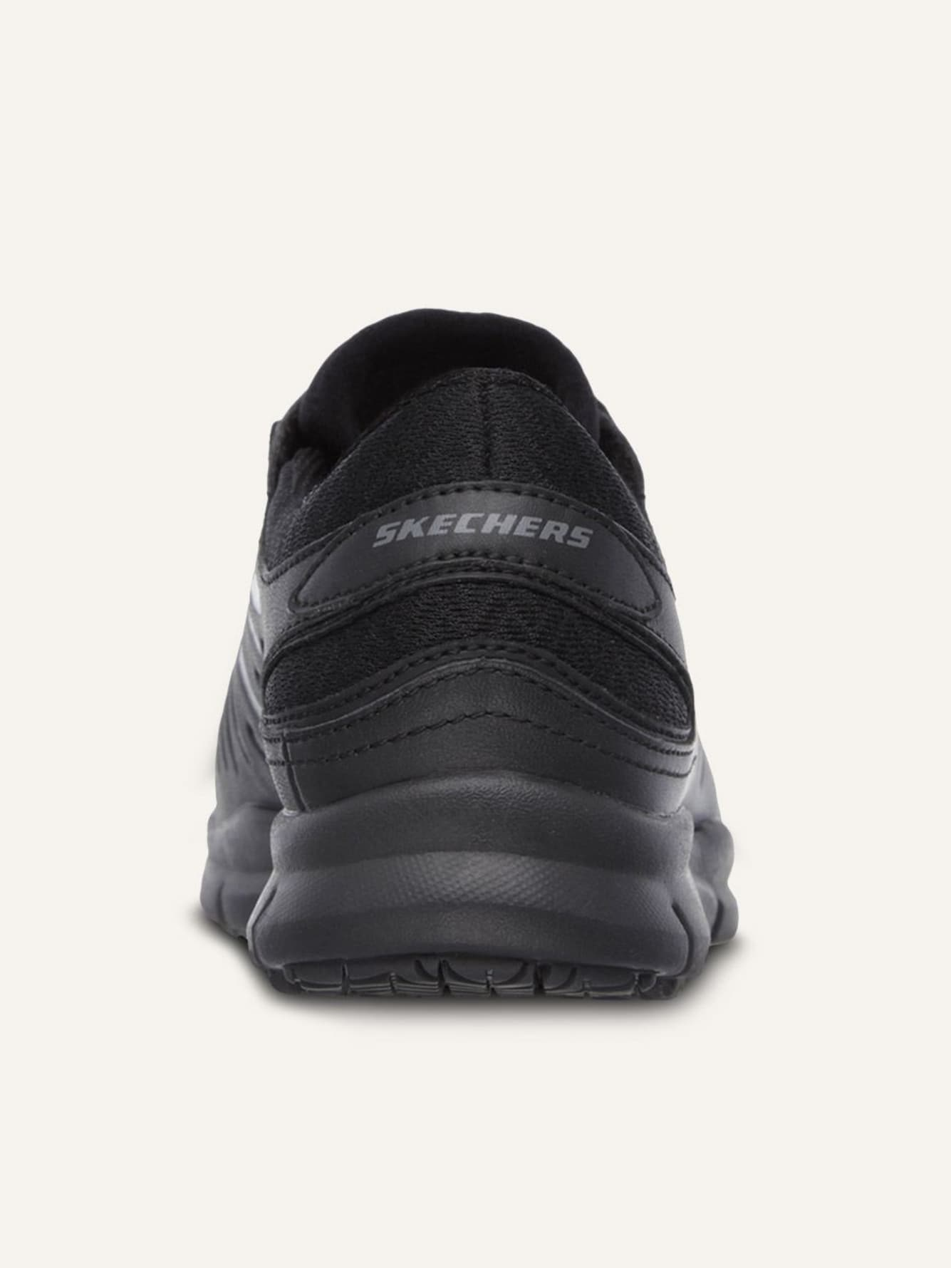 Skechers Relaxed Fit, Eldred SR - Wide Width Work Sneakers