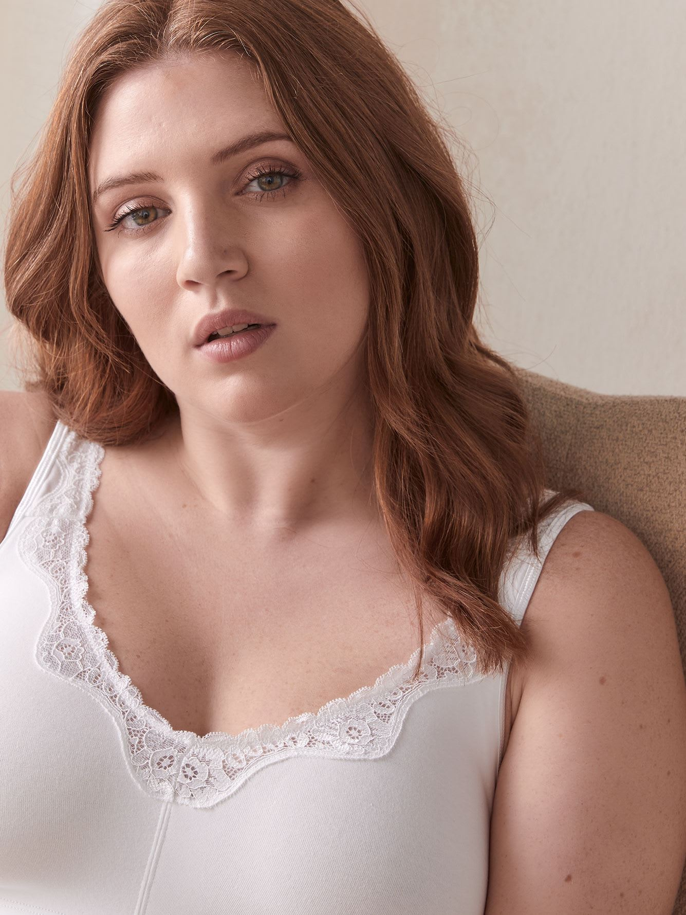 Wirefree Cotton Bra