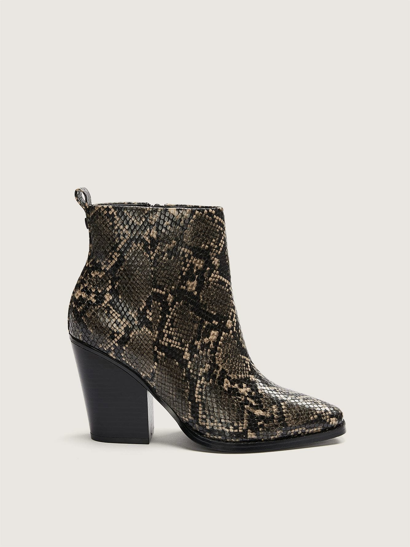 Wide Width Clive Western Booties - Kendall + Kylie