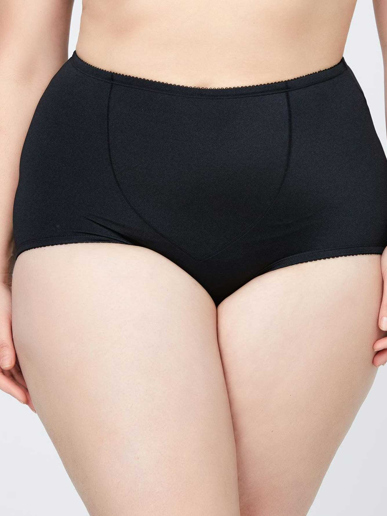 Seamless Shapewear Brief Panty - ti Voglio
