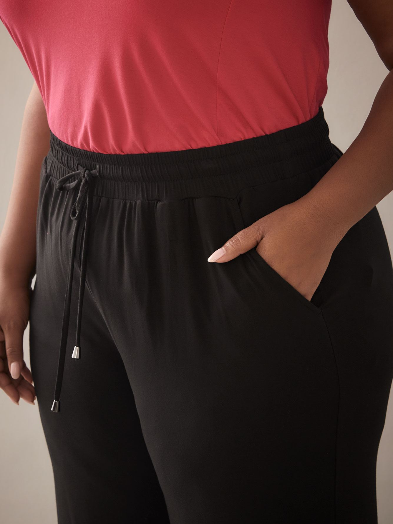 Black Gaucho Pants - In Every Story