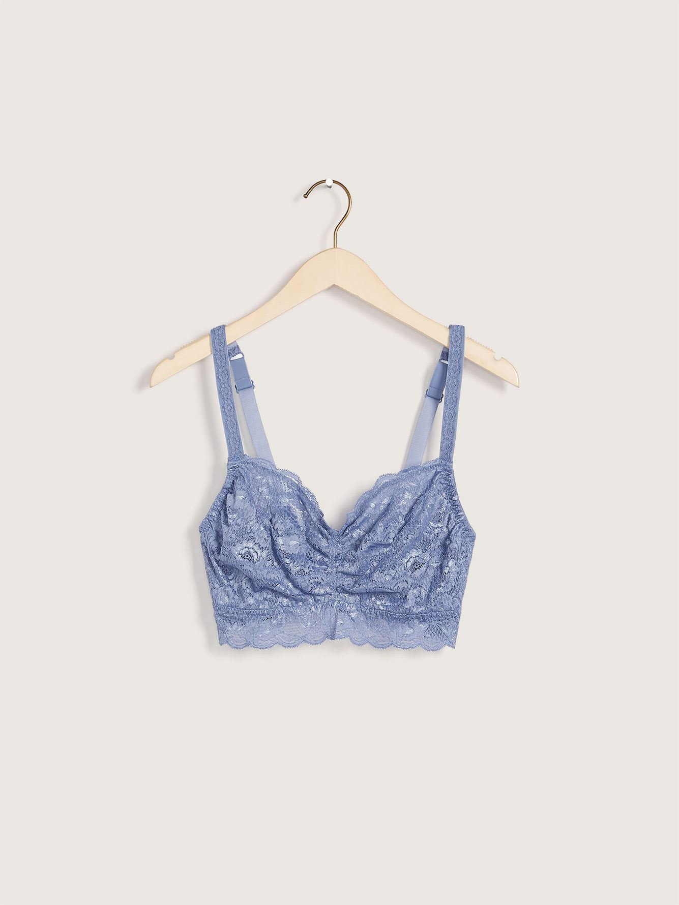 Never Say Never Lace Bralette - Cosabella