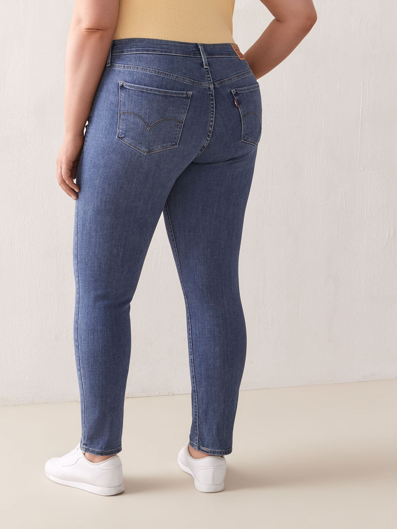 Stretchy 311 Shaping Skinny Ankle Length Jean - Levi's Premium