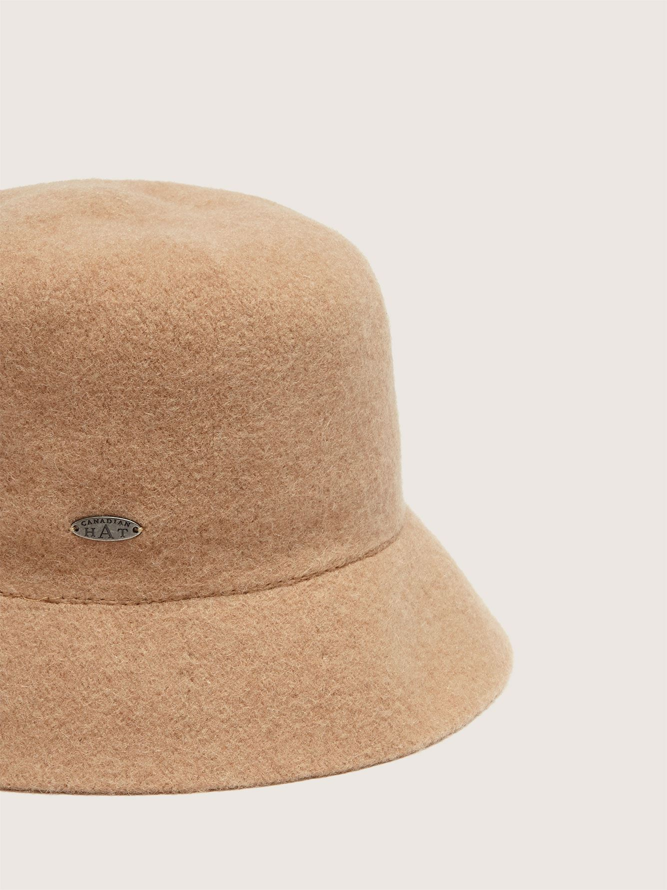 Felt Bucket Hat - Canadian Hat