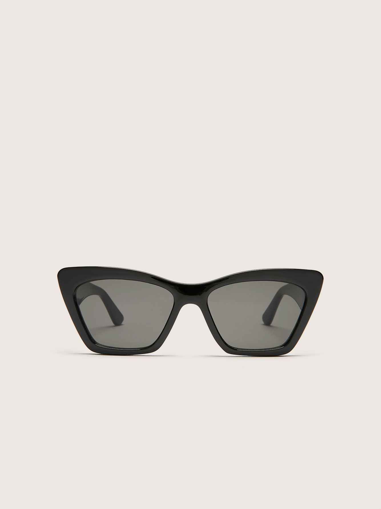 Retro Cat Eye Sunglasses - Addition Elle