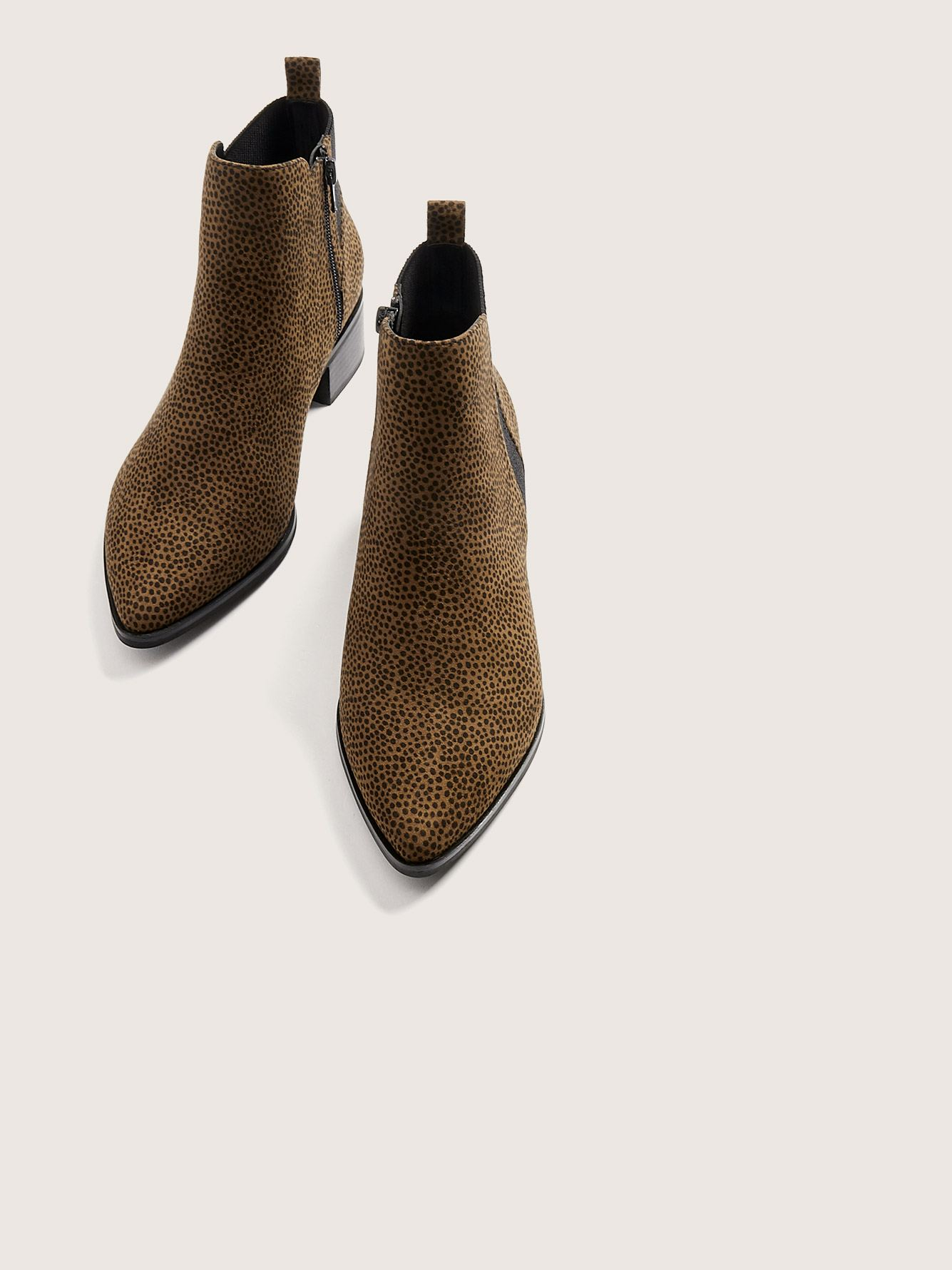 Wide Width Microsuede Chelsea Boots - Addition Elle