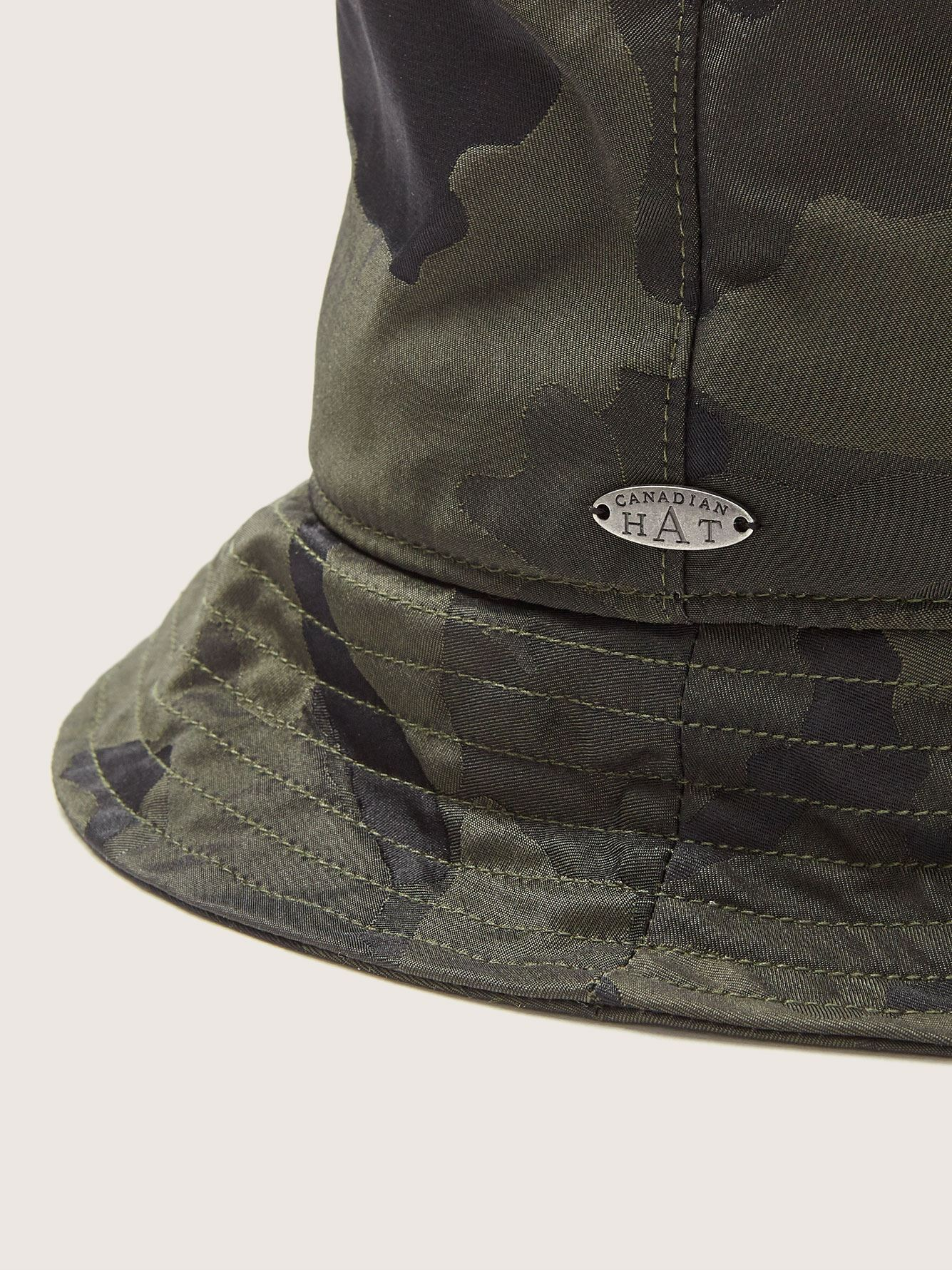 Camo Bucket Hat - Canadian Hat