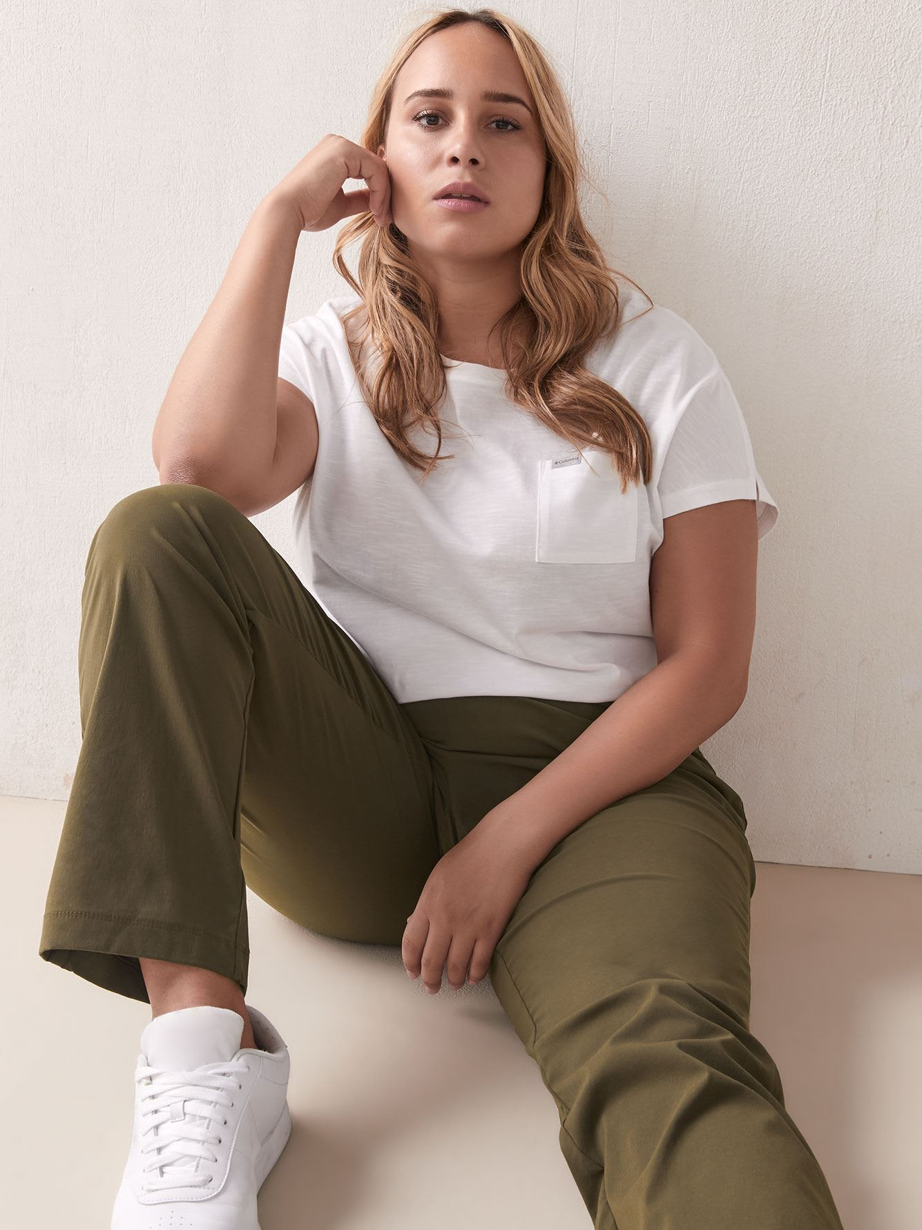 Anytime Casual Ankle Pant - Columbia