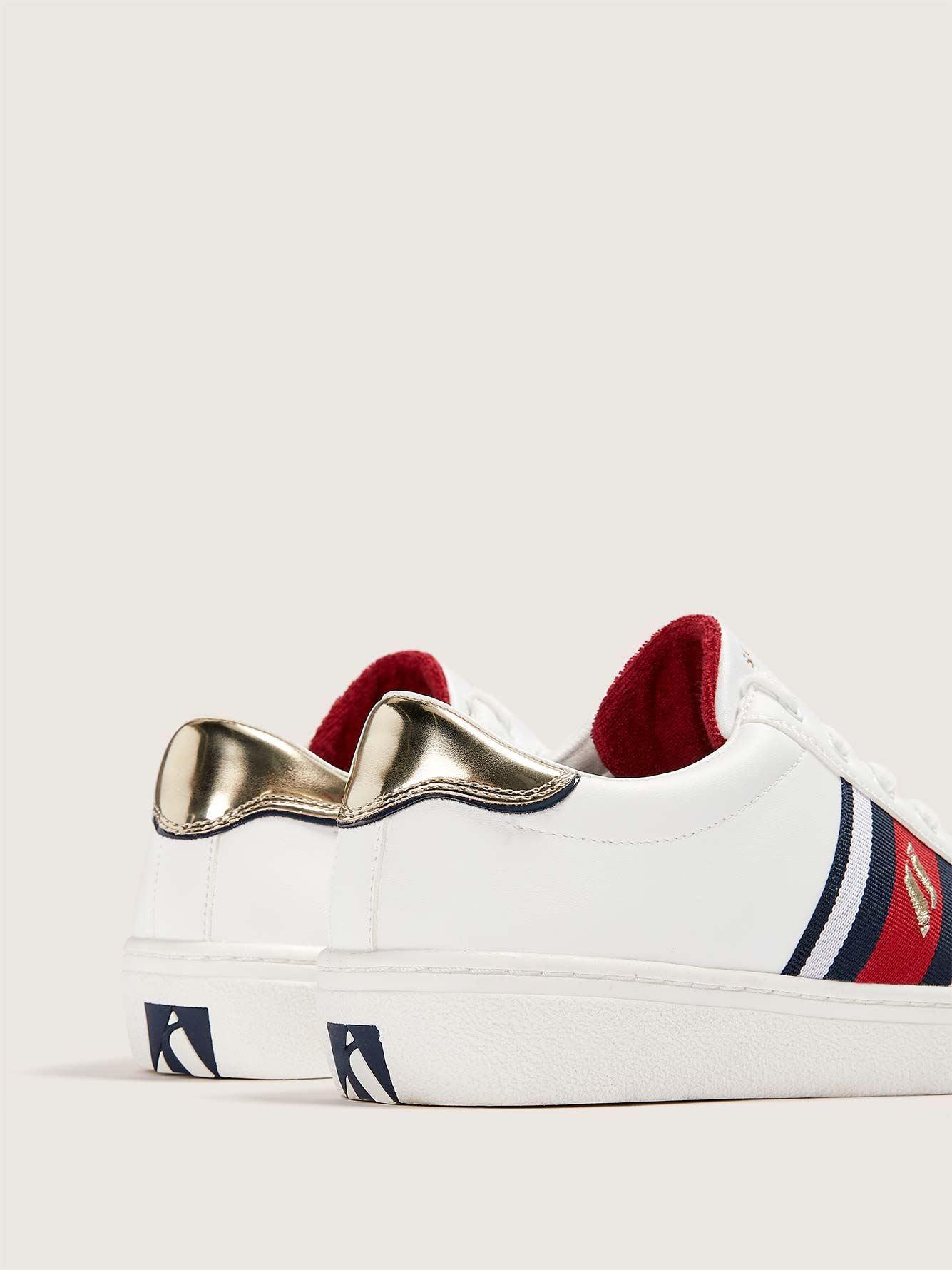 Skechers, Collegiate - Wide Width Lace Up Sneakers