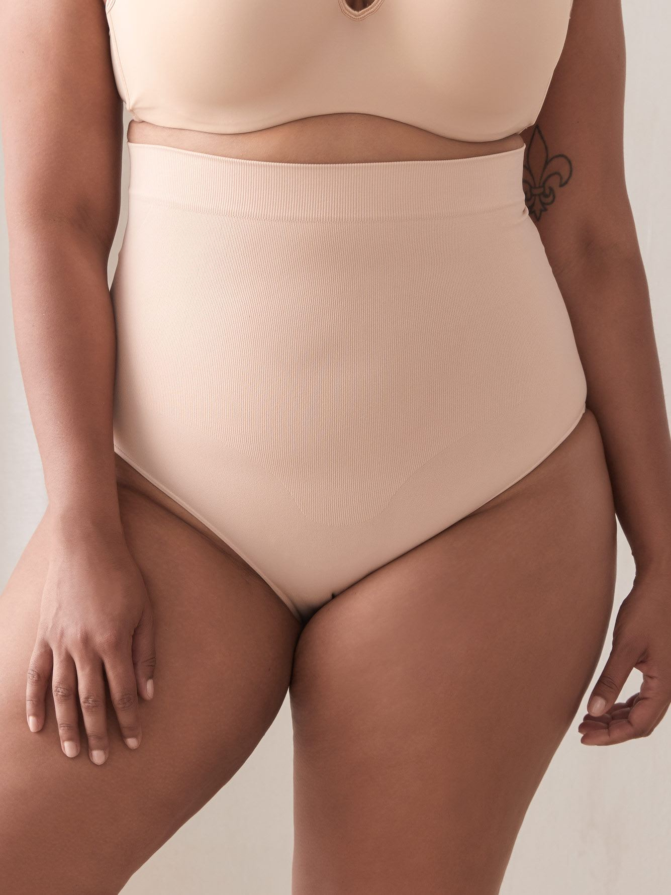Seamless Shapewear Waist Cincher Brief - ti Voglio