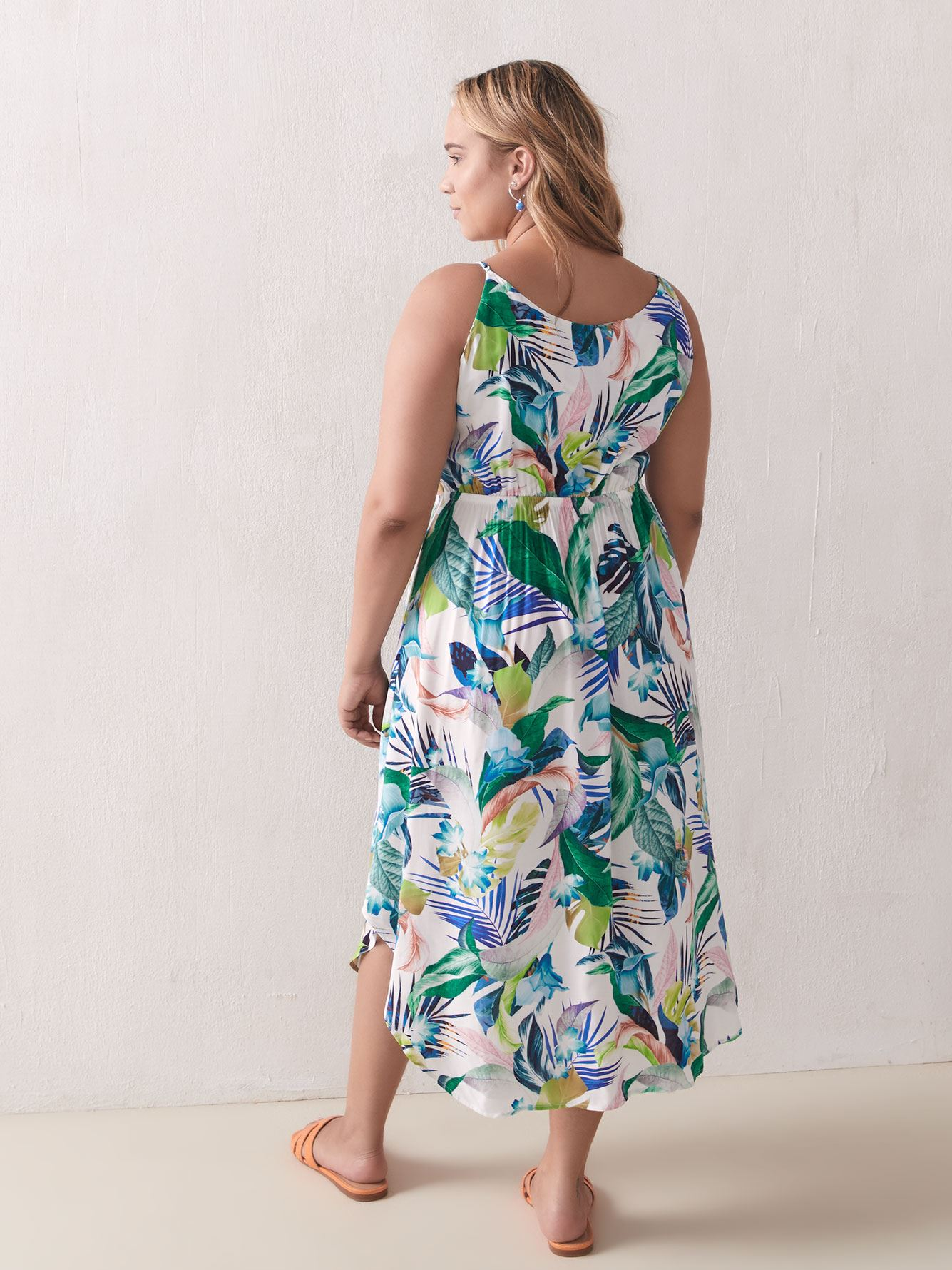 In The Moment Beach Cover-Up Dress - La Blanca