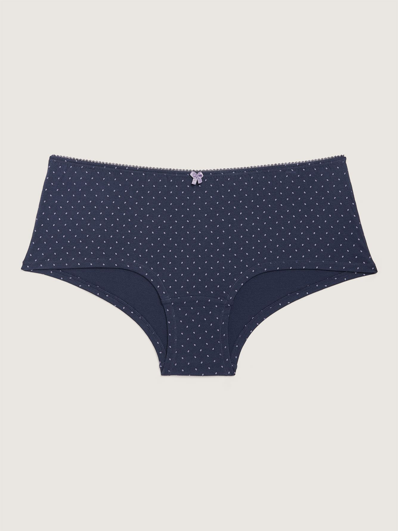 Cotton Boyshort Panty