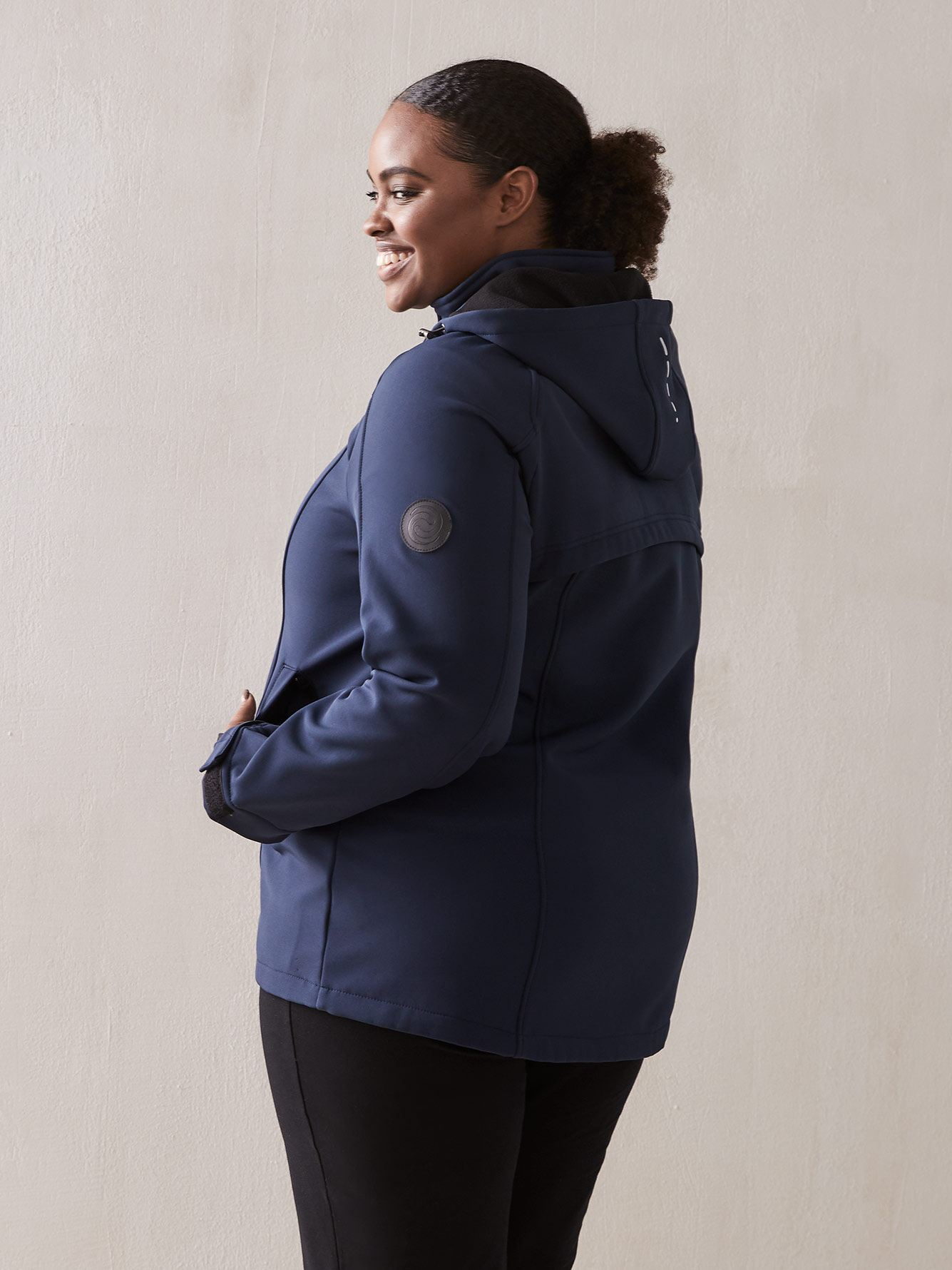 Soft Shell Coat - ActiveZone