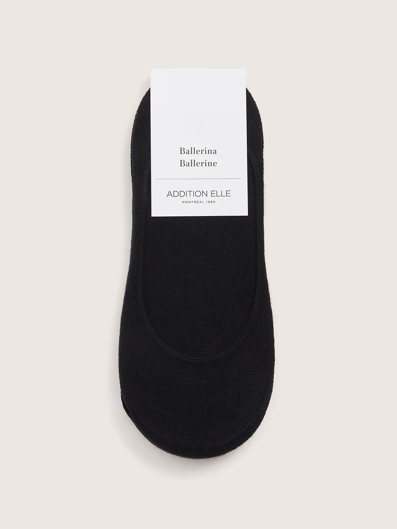 3 Pairs of Ballerina Socks - Addition Elle