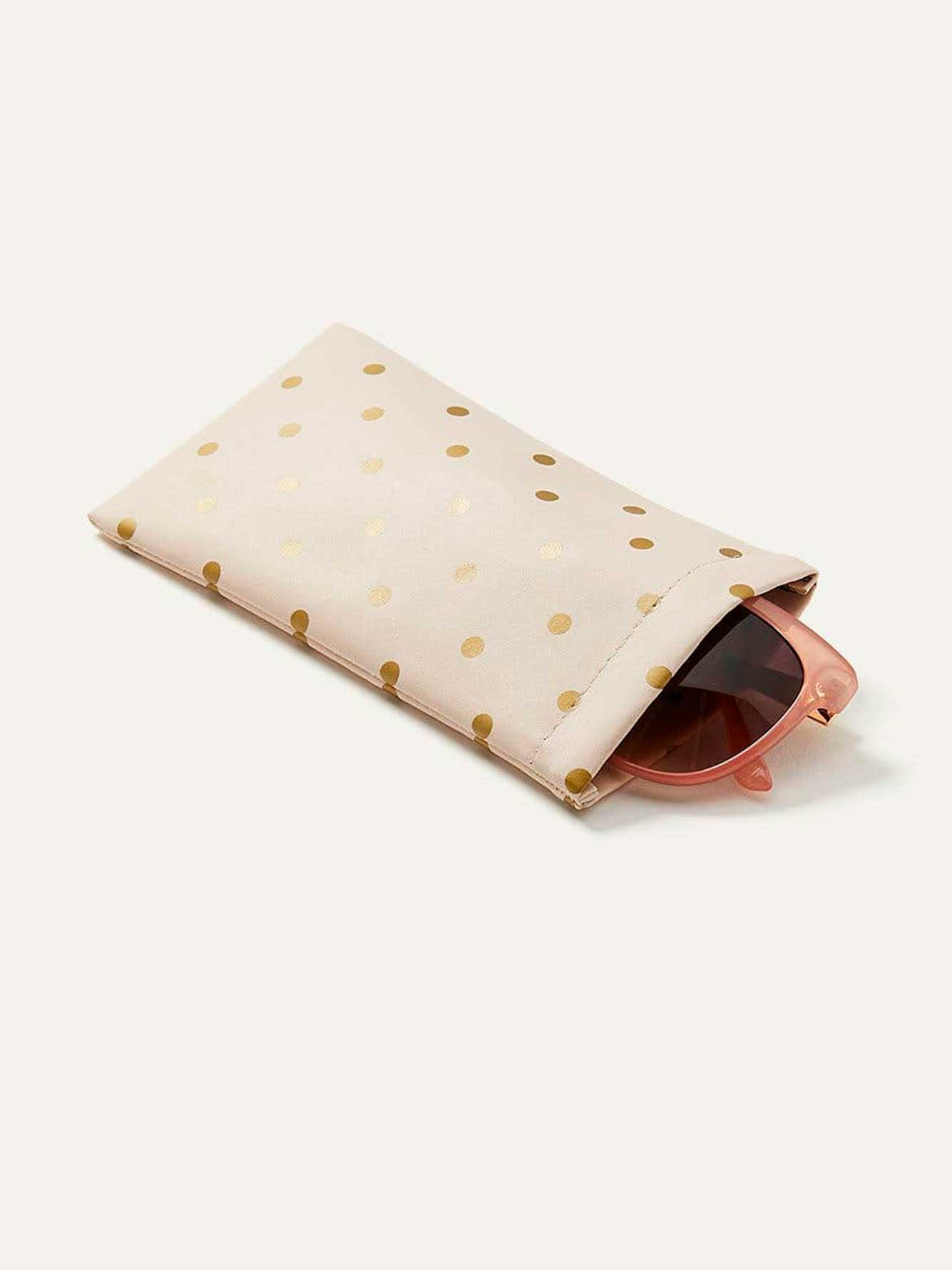 Printed Sunglasses Pouch