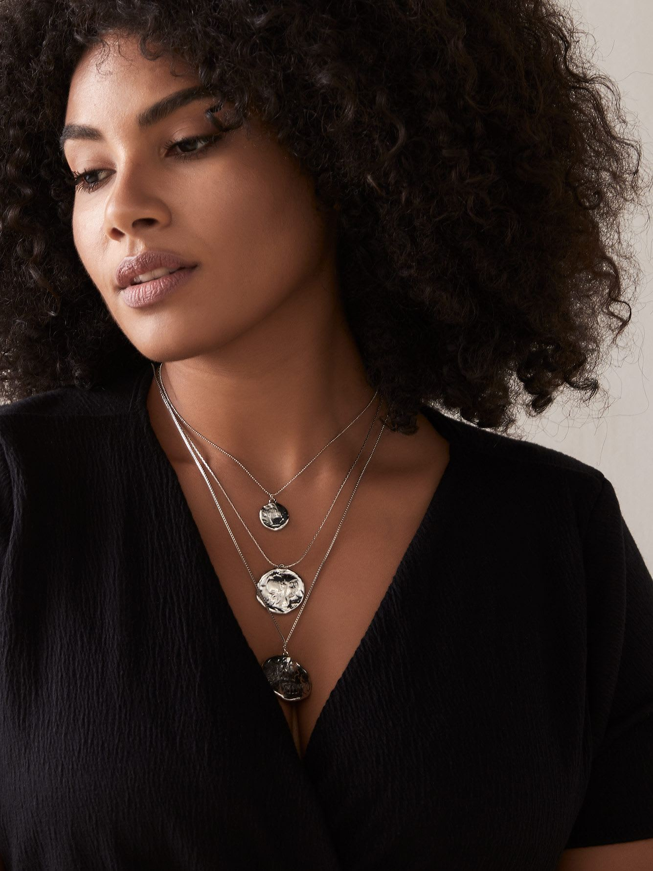 Long Layering Necklace