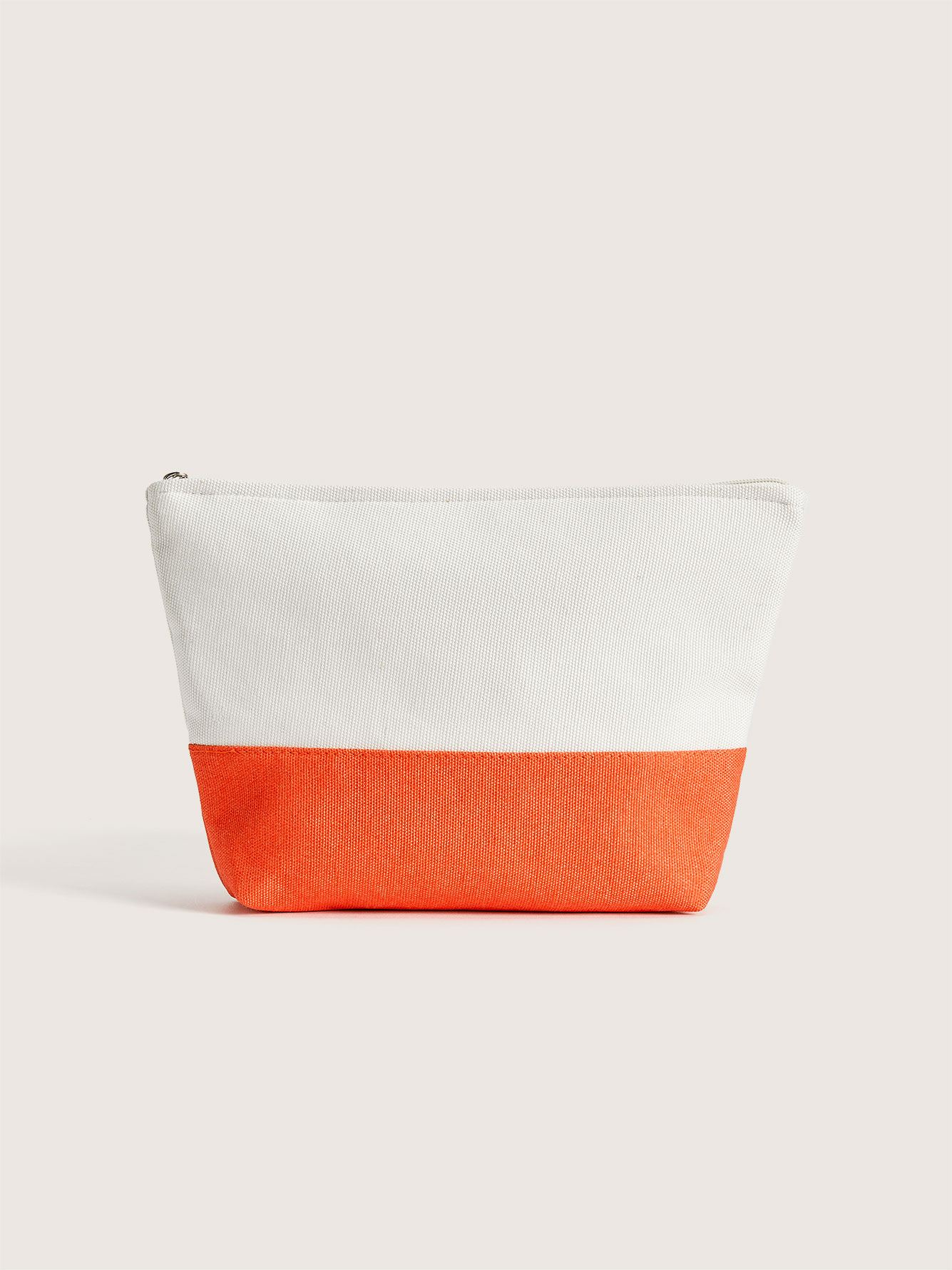 Colour Block Medium Pouch - Addition Elle