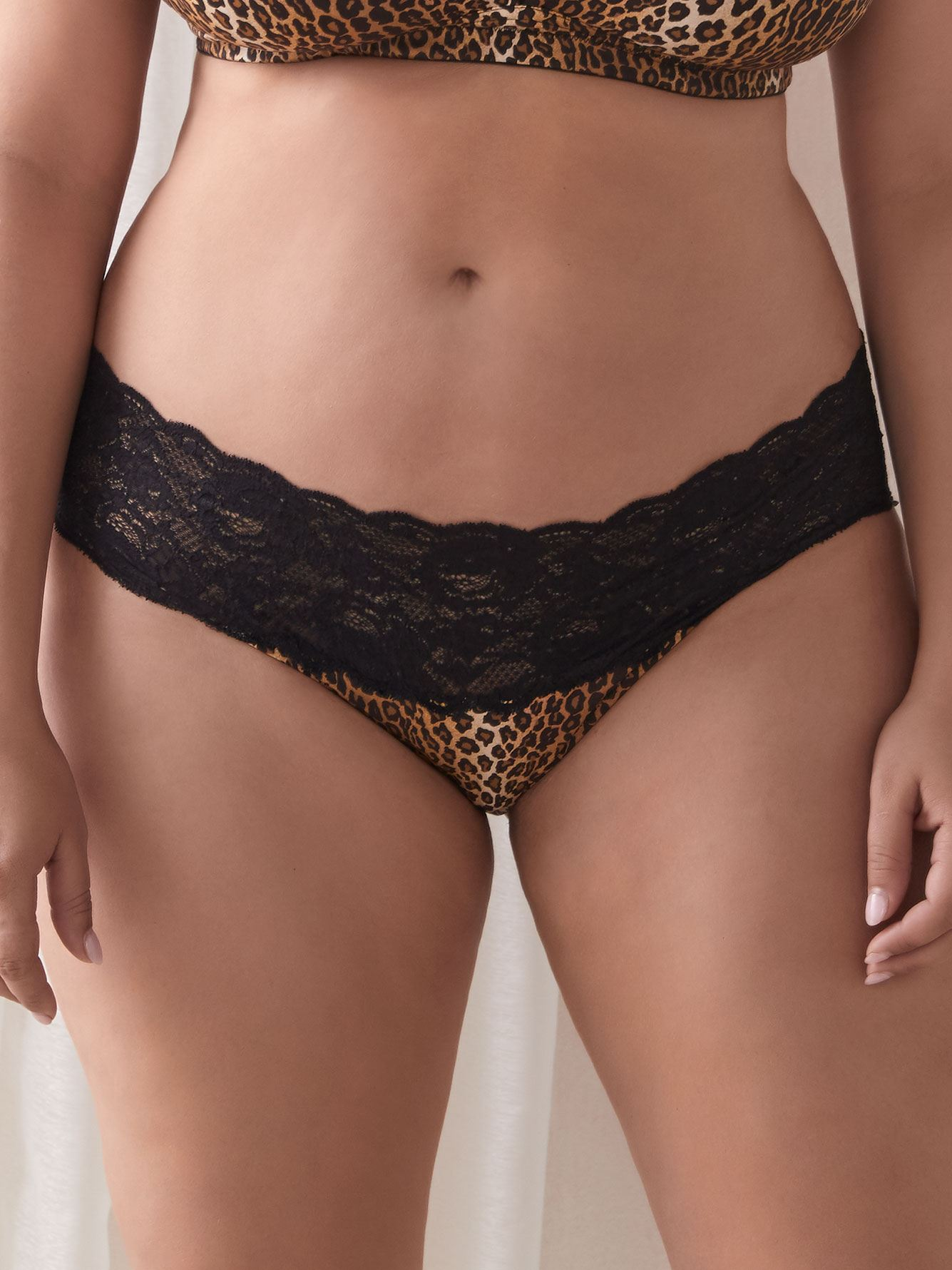 Evolution Animal Print Boyshort Panty - Cosabella