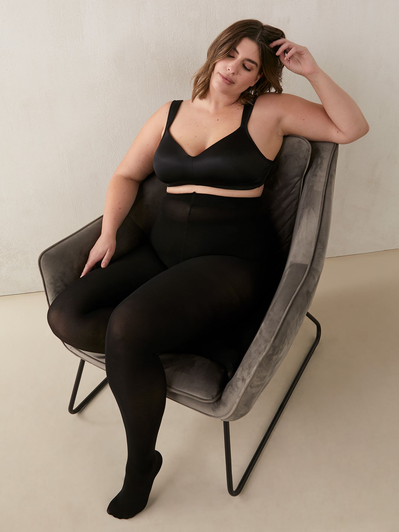 Basic 50D Tights - Addition Elle