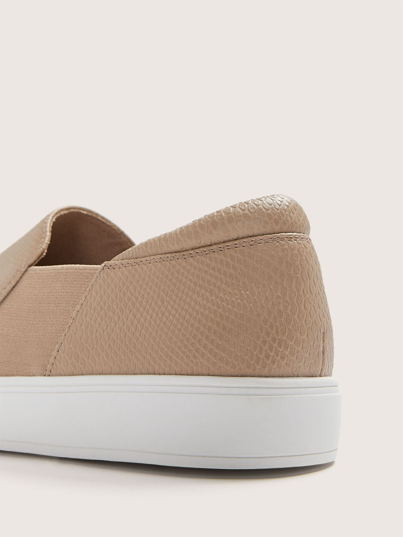 Wide Width Slip-On Sneaker - Addition Elle