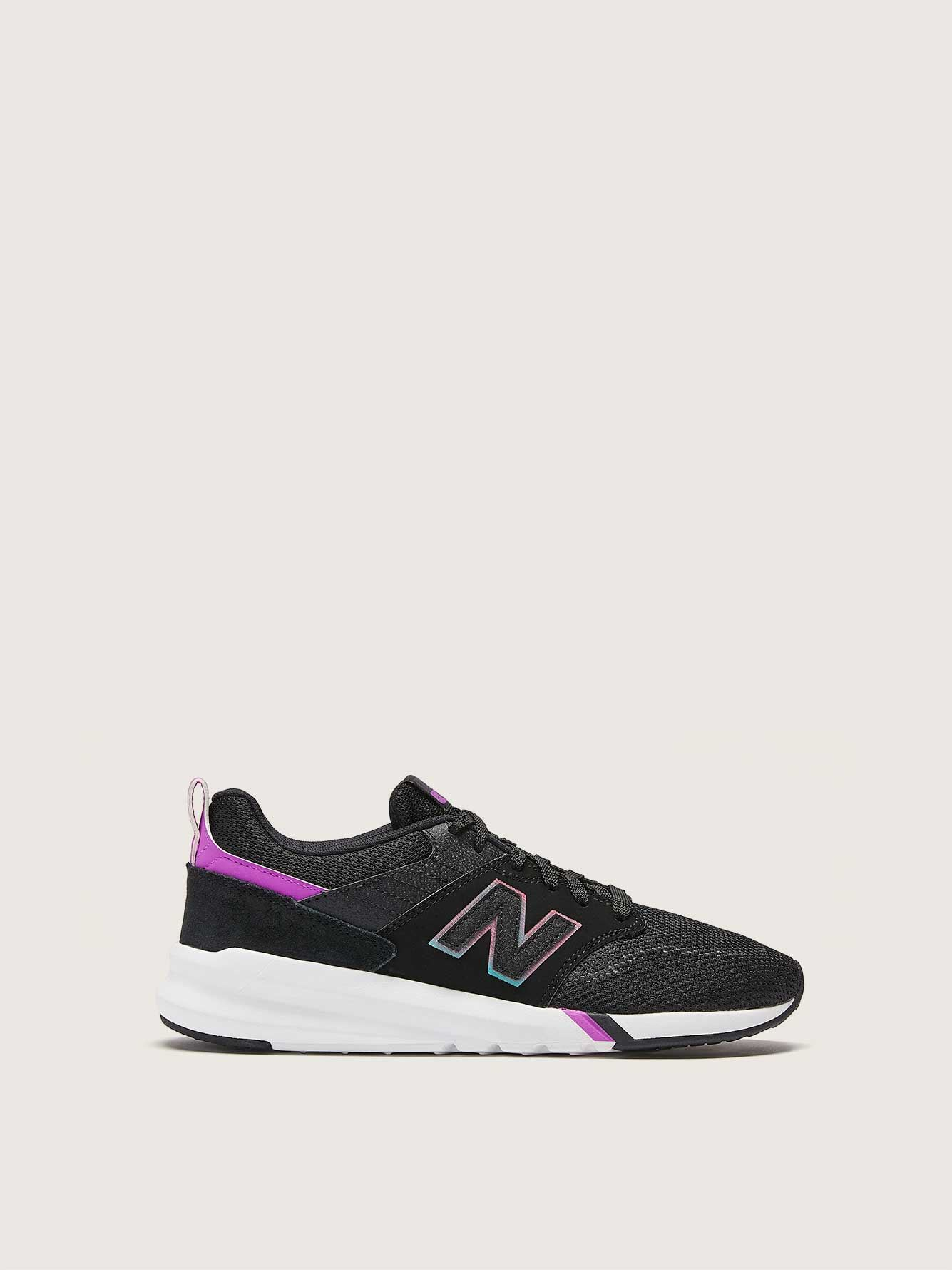 New Balance, Moderne rétro - Chaussures sport, pieds larges