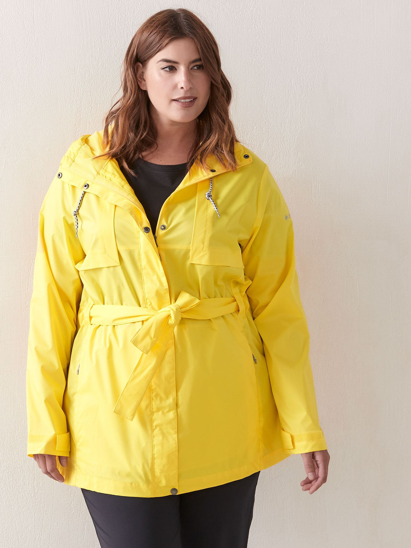 Manteau de pluie Pardon My Trench - Columbia