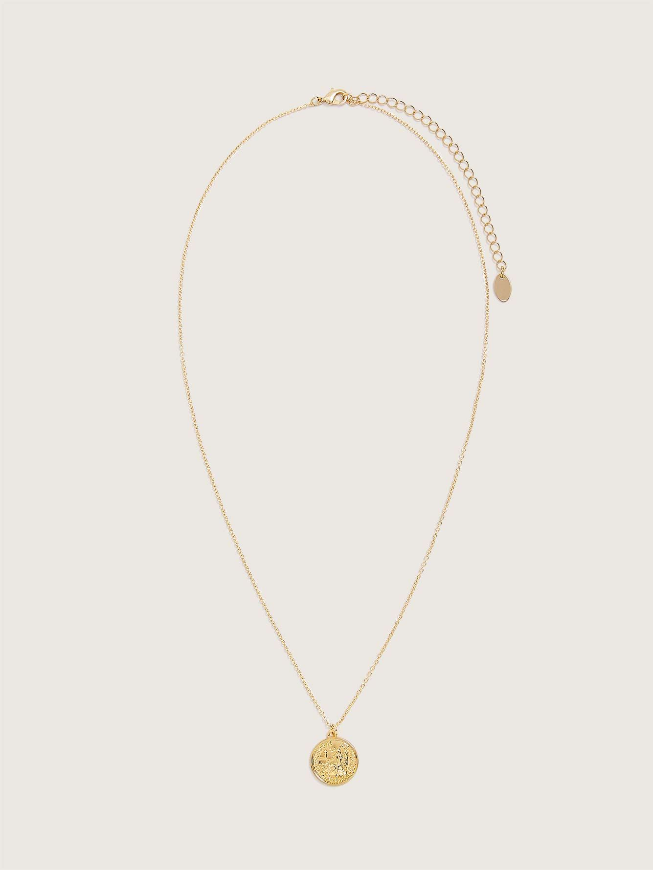 Collier multirang avec médaillon - Addition Elle