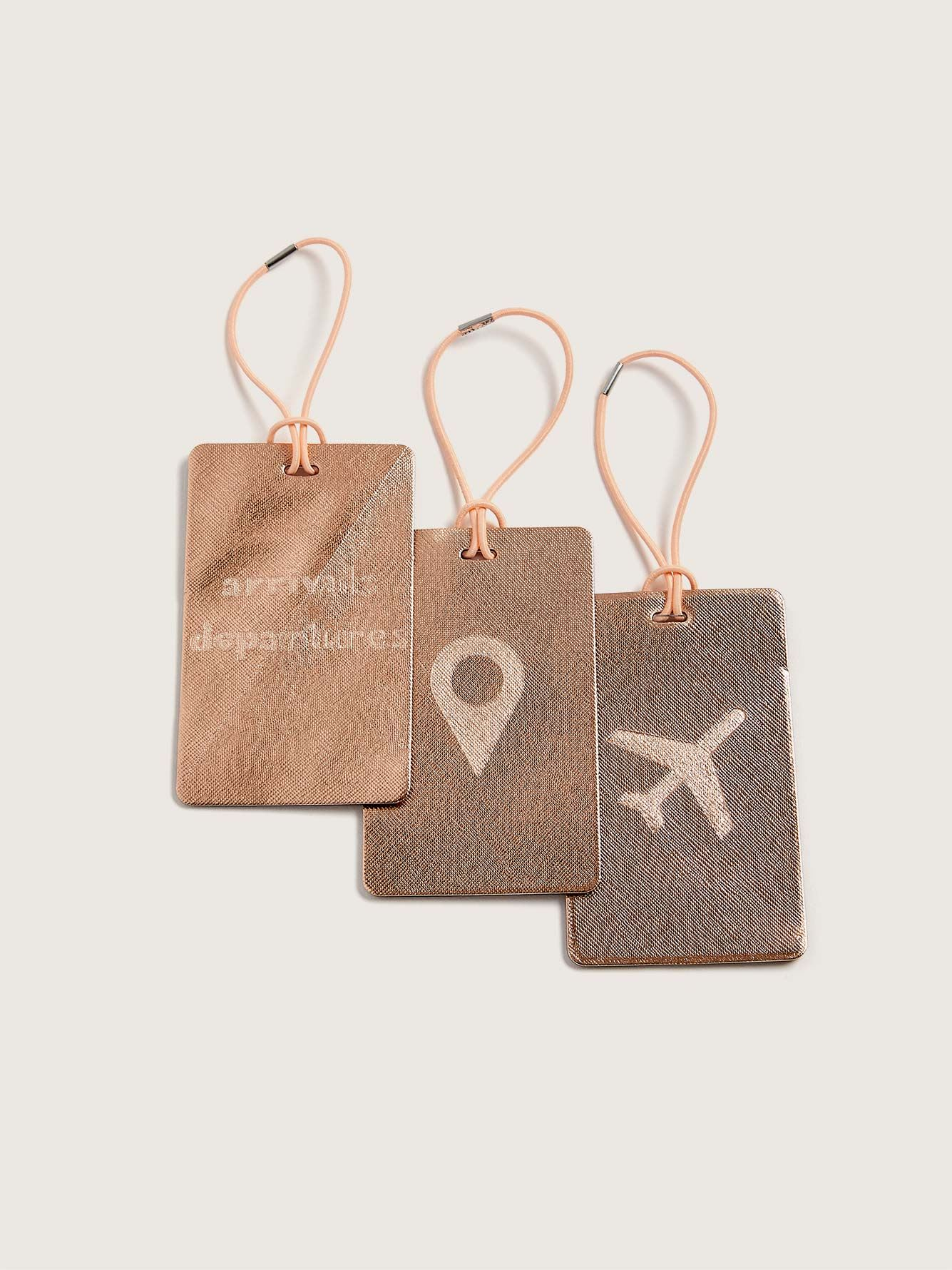 Set of 3 Luggage Tags - MyTagalongs