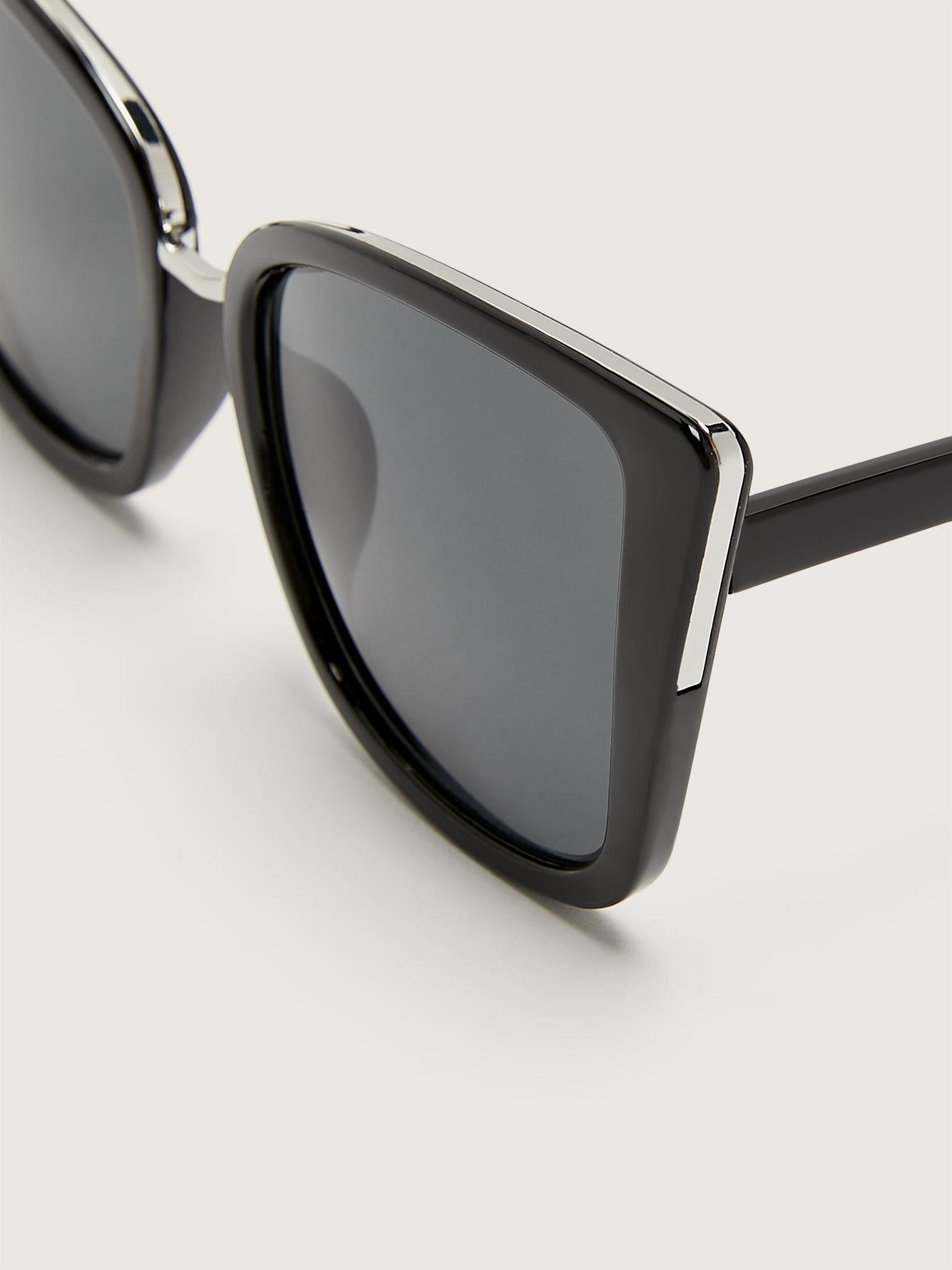 Cat Eye Sunglasses - Addition Elle