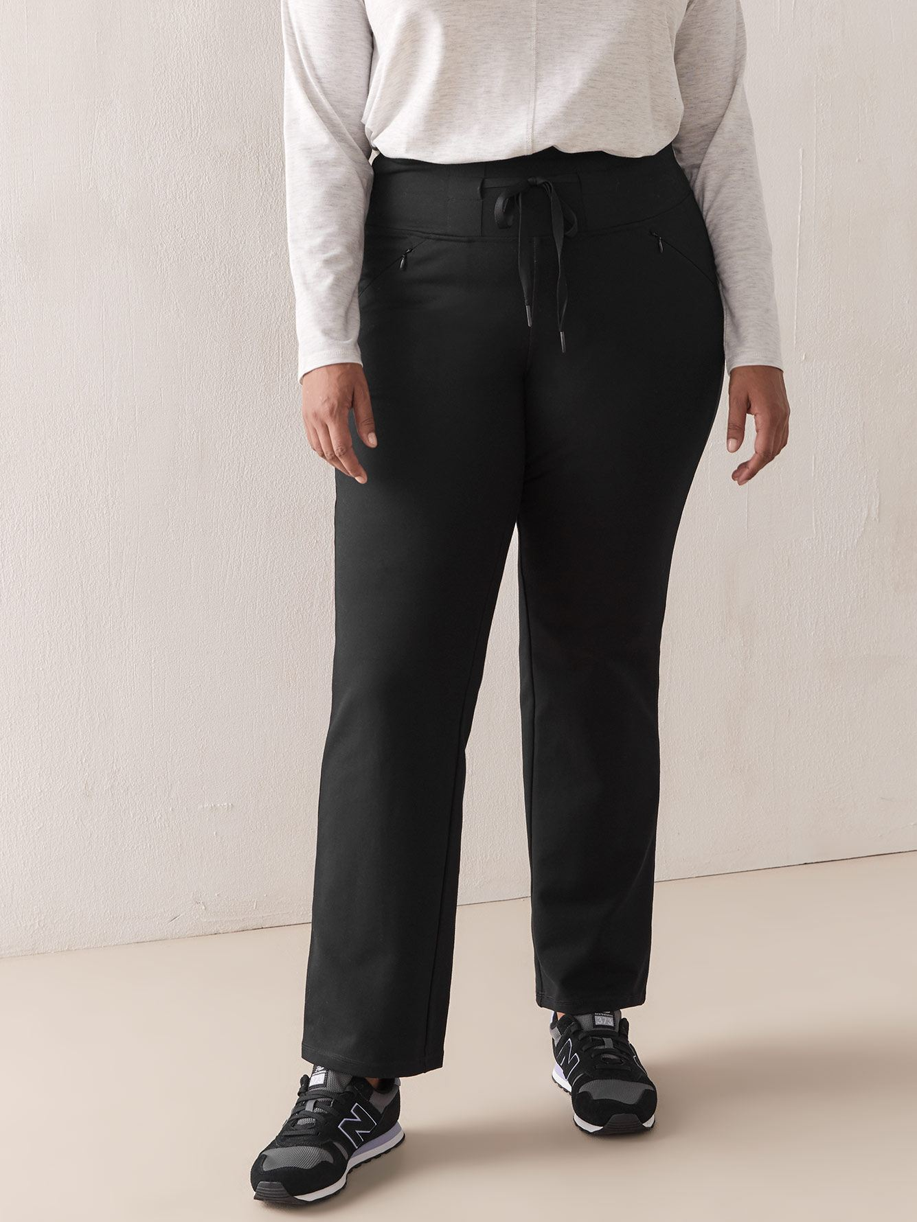 Basic Relaxed Pant - Addition Elle