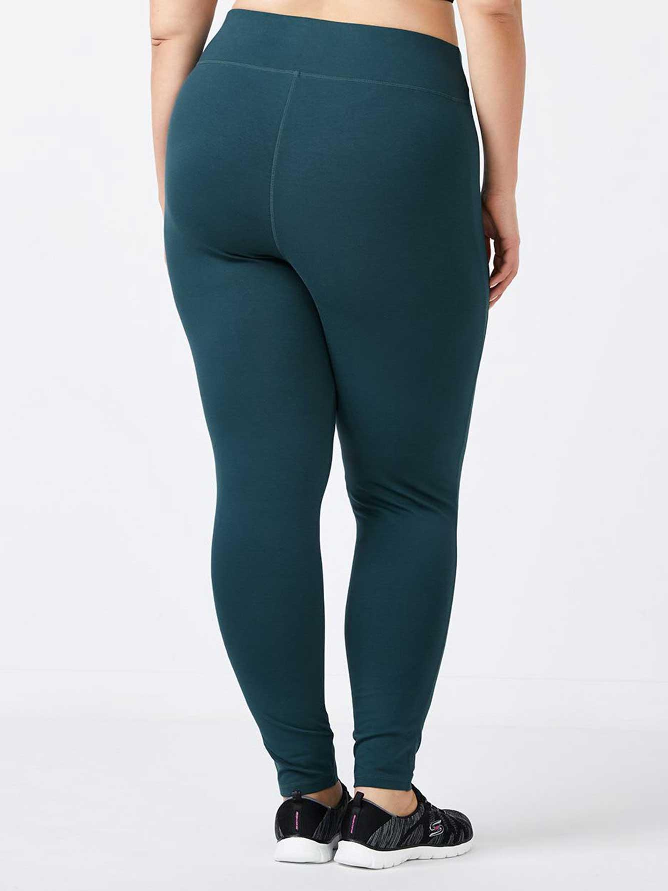 ONLINE ONLY - Plus-Size Basic Legging - Essentials