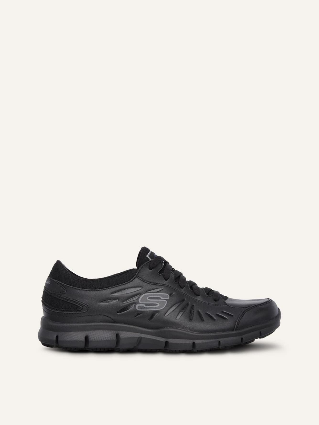 Skechers Relaxed Fit, Eldred SR - Chaussures de travail pieds larges