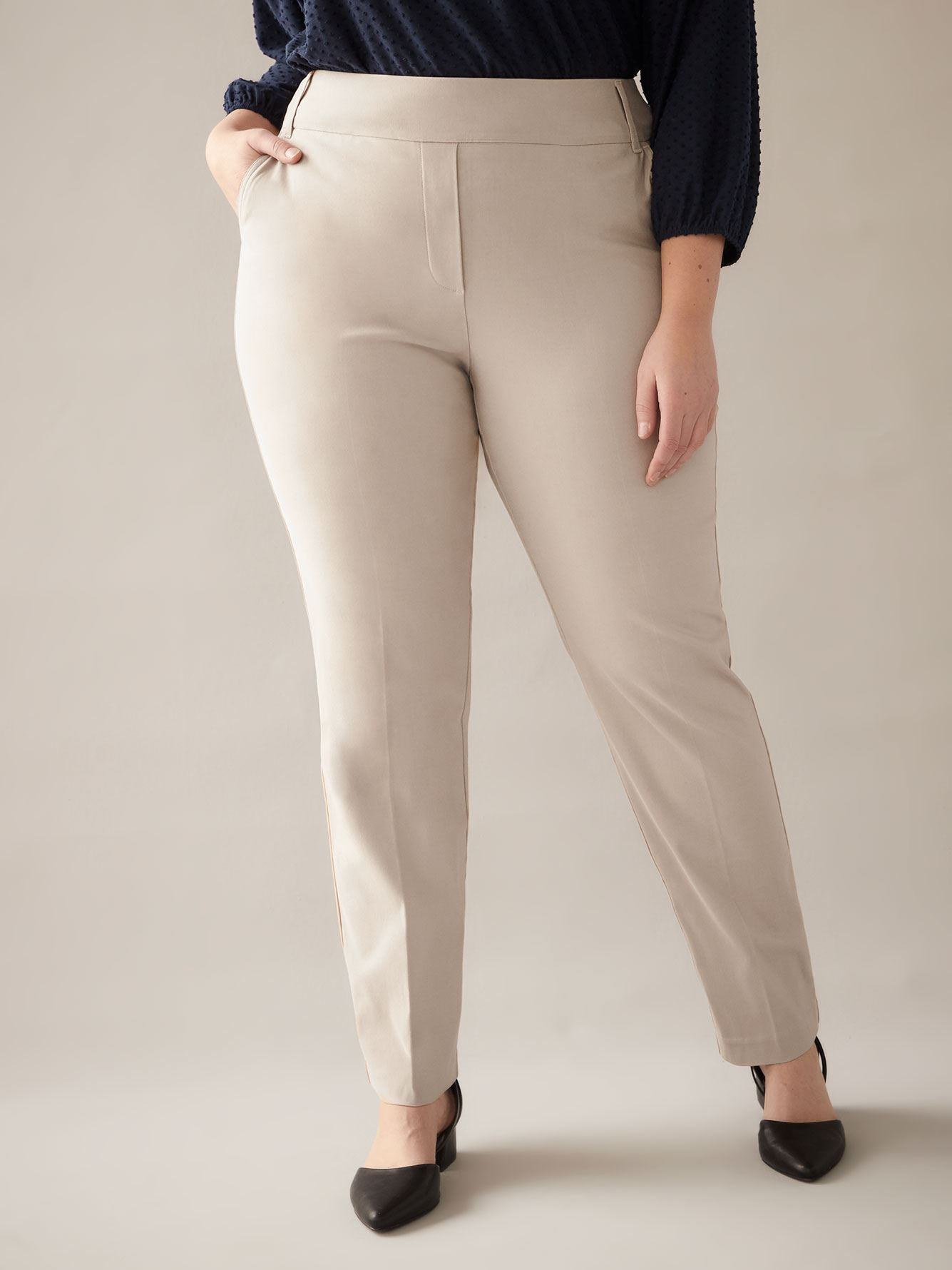 Pantalon droit Savvy- In Every Story
