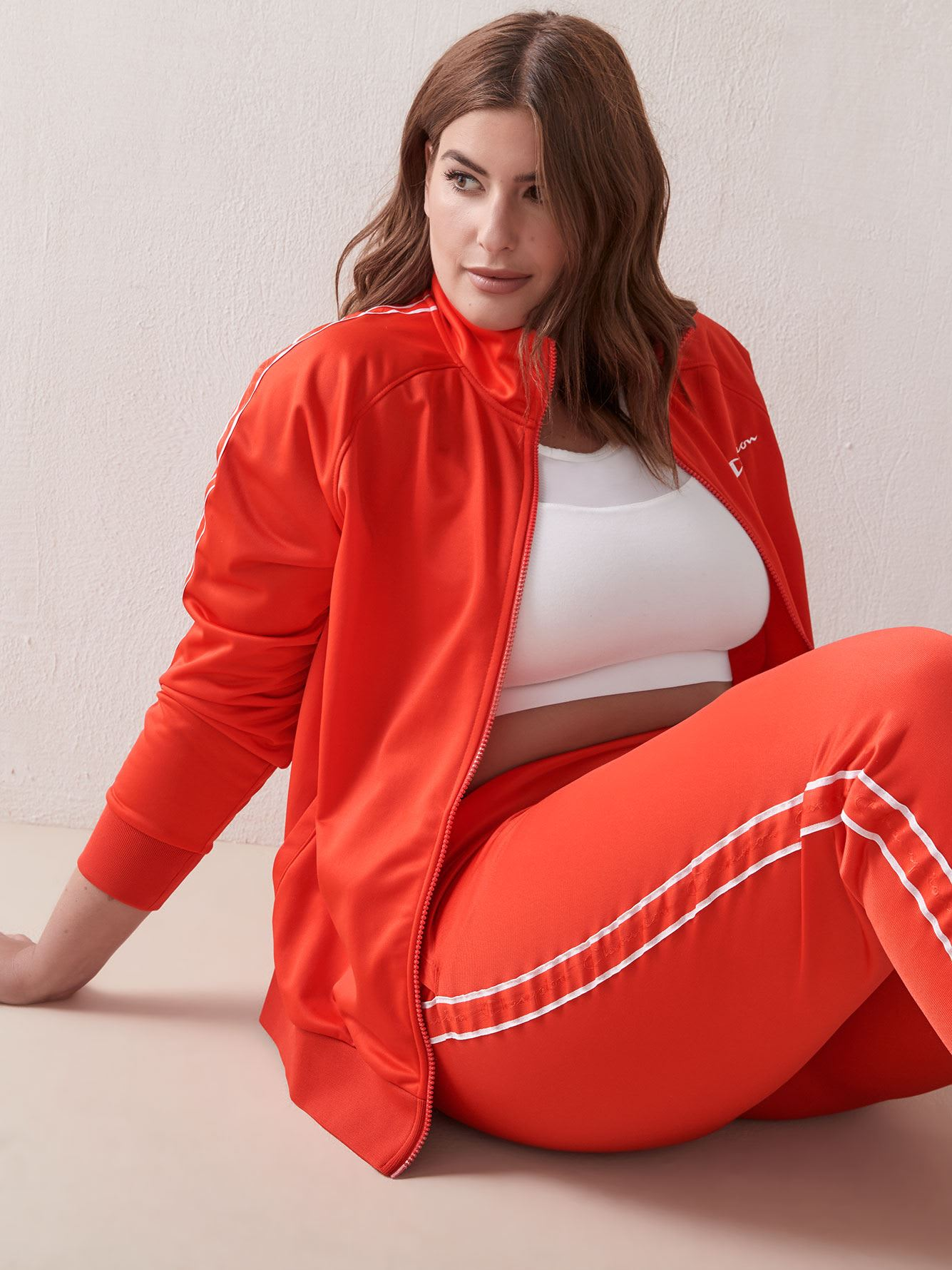 Red Track Pant - Champion