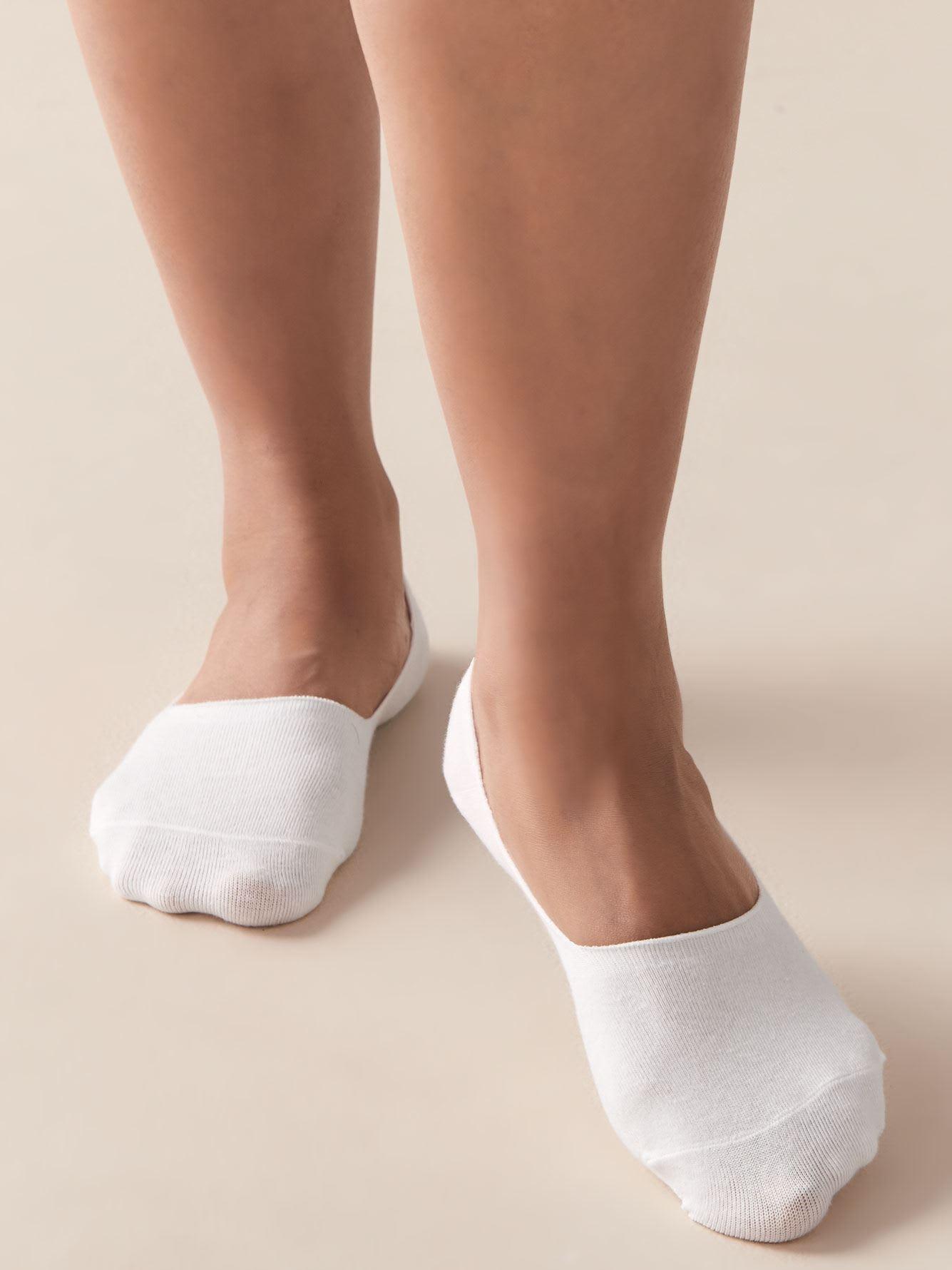 Solid Sport Socks, Pack of 3 - Addition Elle