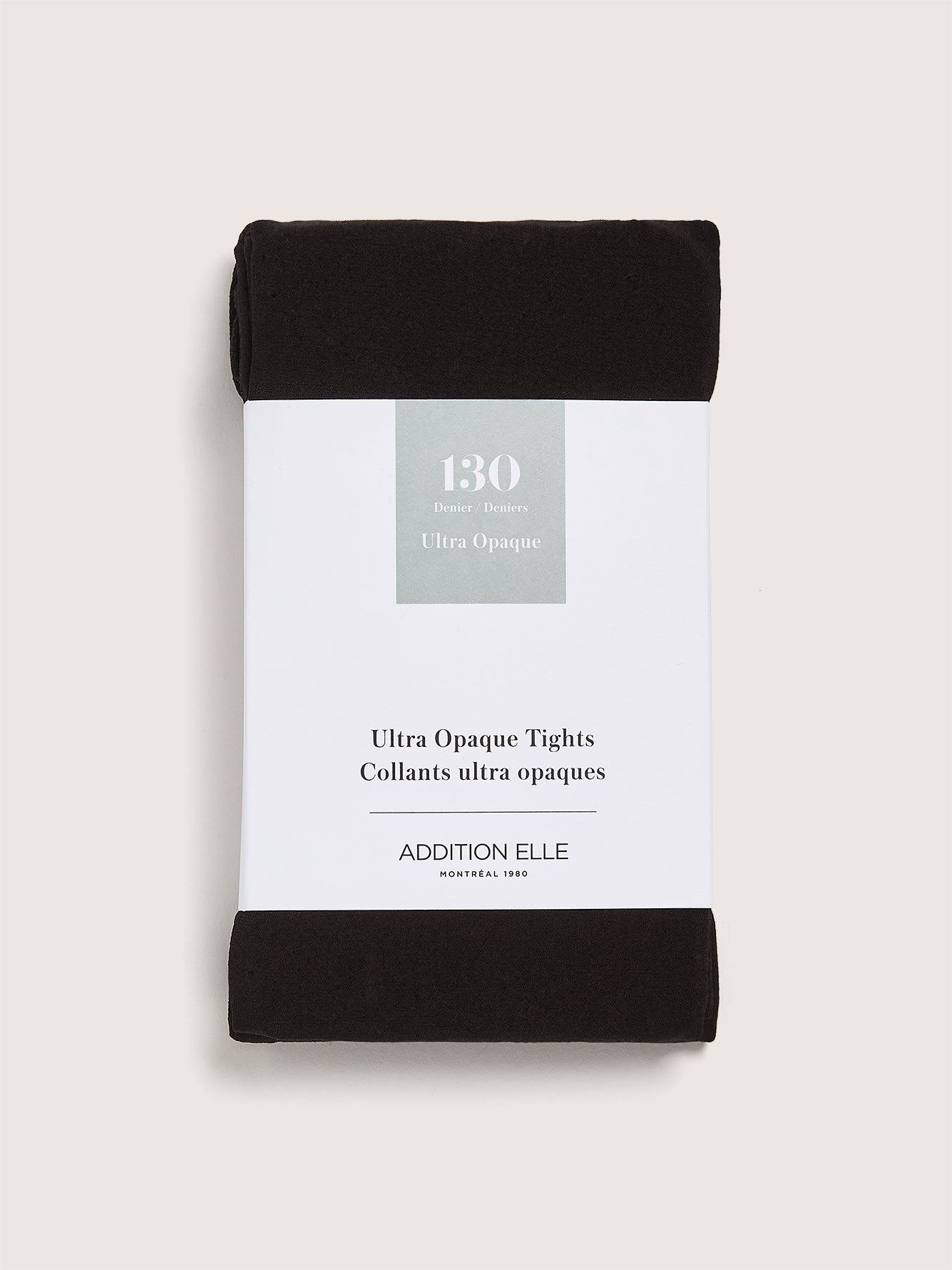 130D Ultra Opaque Tights - Addition Elle
