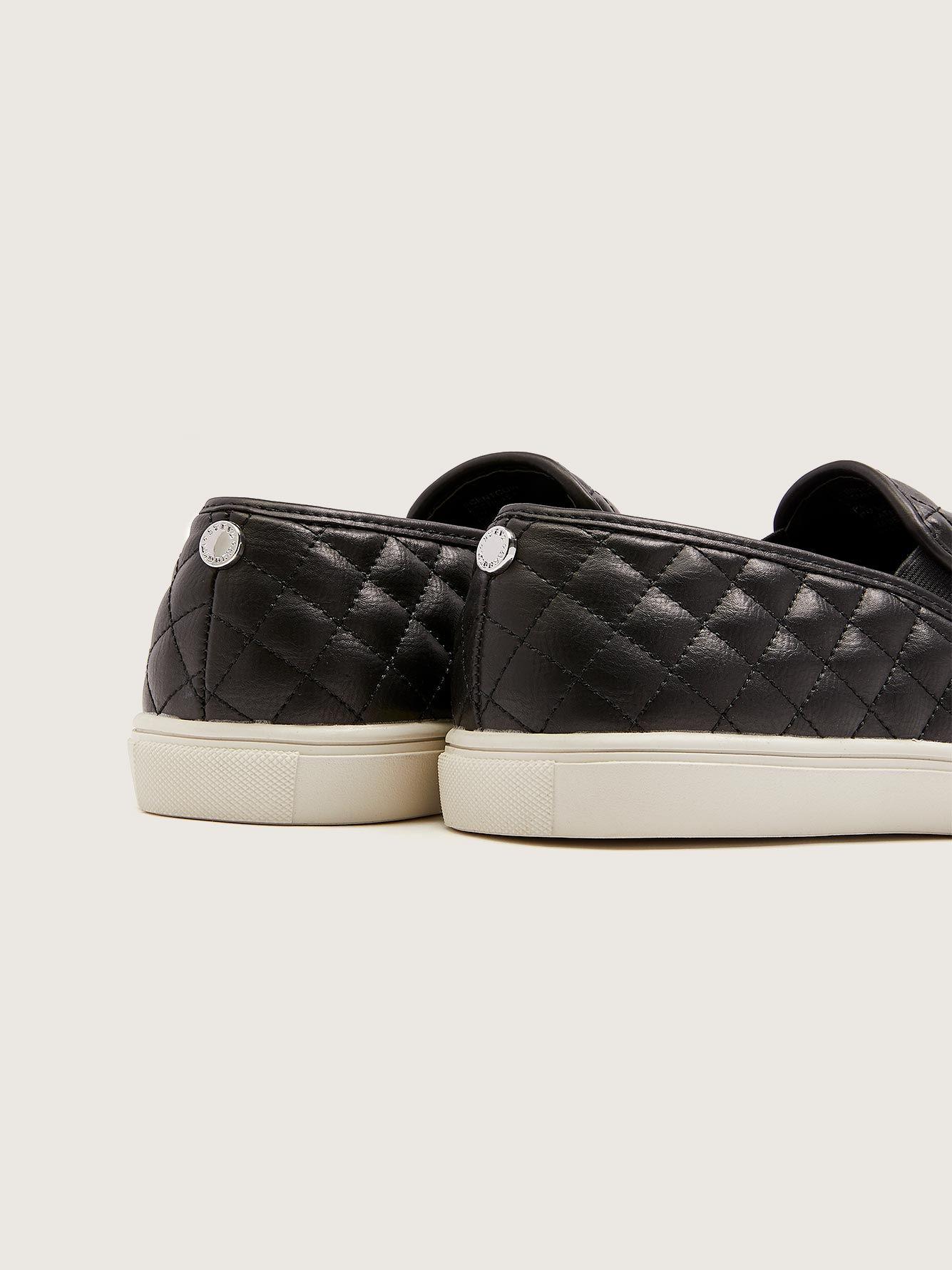 Wide Ecentriq Quilted Slip-On Sneaker - Steve Madden