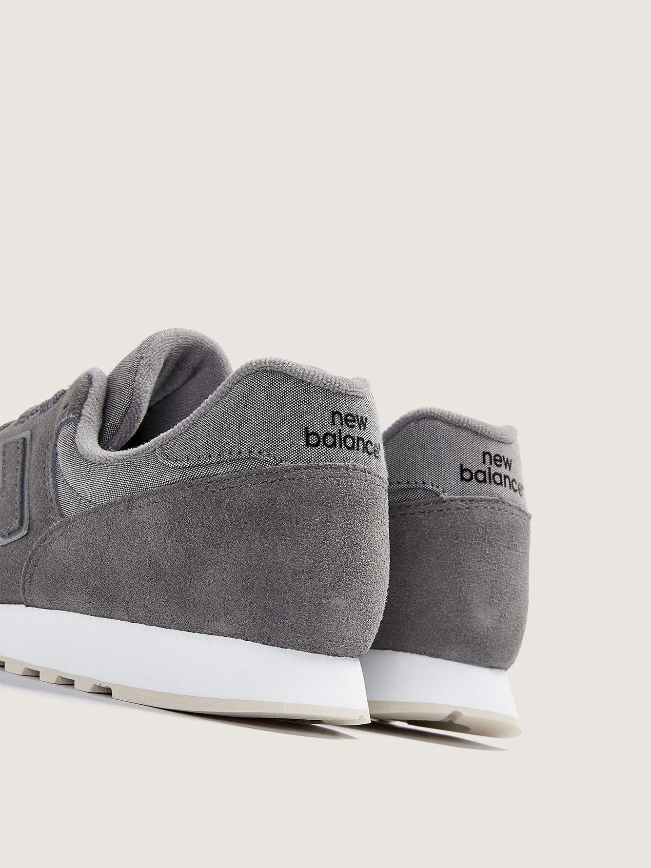 Wide Vintage Sneakers - New Balance