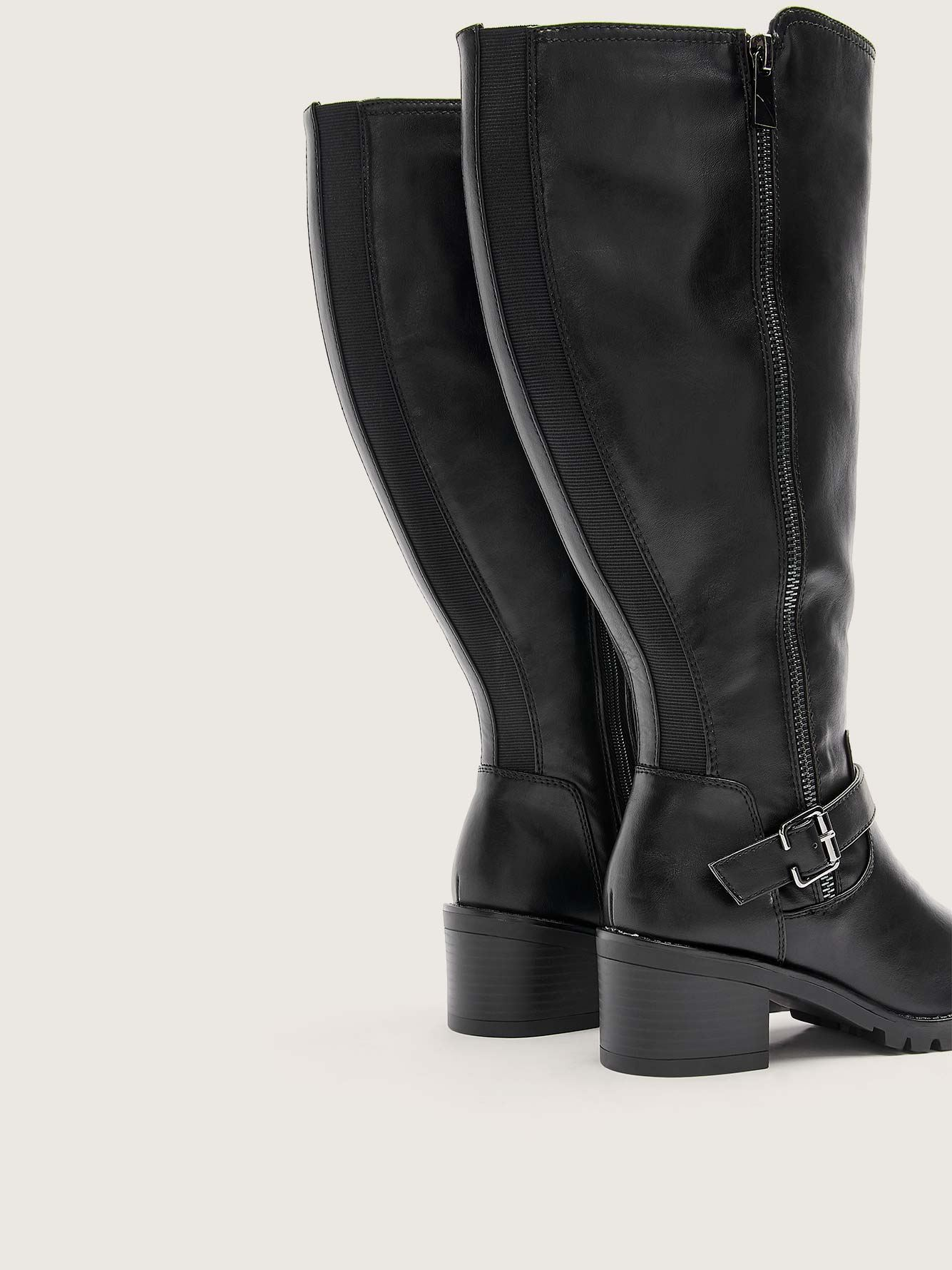 Wide Water-resistant Tall Boot - Addition Elle