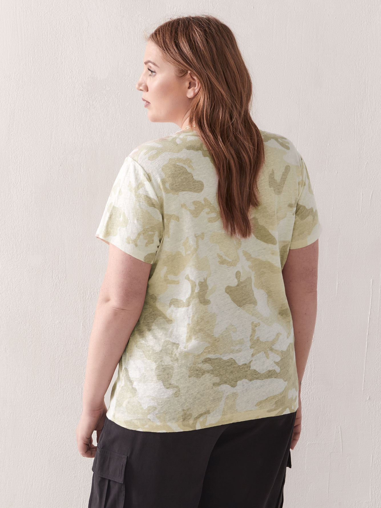 Le t-shirt parfait camo - Sanctuary